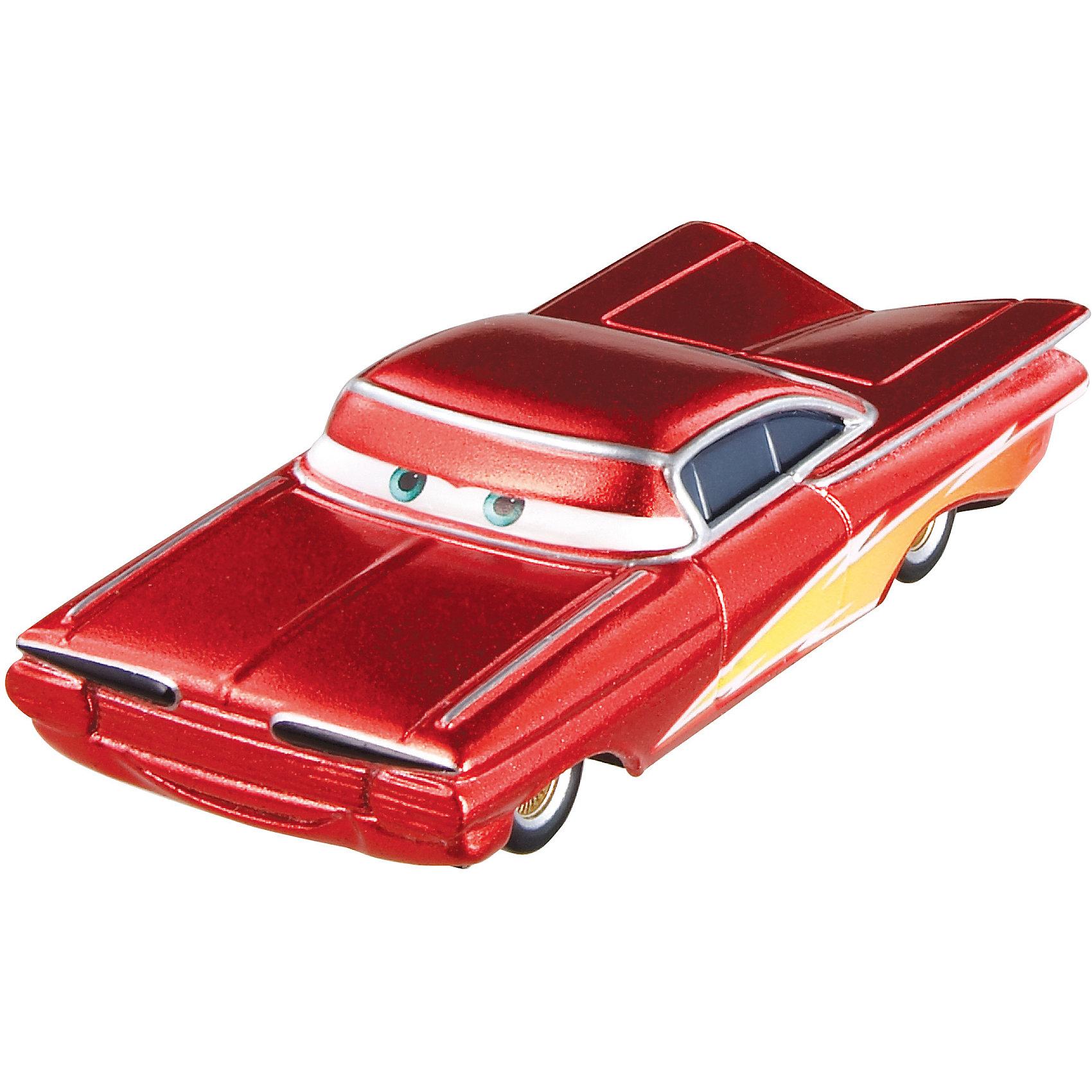 Литая машинка, Тачки-2Гоночные машинки и мотоциклы<br>Литая машинка Делюкс от компании «Mattel» выполнена в виде главного персонажа мультфильма «Тачки 2». Изготовленная из металла в масштабе 1:55 игрушка отличается высокой степенью детализации и качеством исполнения. Завладев несколькими моделями, малыш сможет окунуться в любимый мультипликационный мир, устроить красочные показательные выступления среди машинок-киногероев.<br><br>Дополнительная информация:<br><br>- Материал: металл<br>- В упаковке: 1 шт.<br>- Размер машинки: 8 см.<br><br>Литую машинку, Тачки-2 можно купить в нашем магазине.<br><br>Ширина мм: 135<br>Глубина мм: 45<br>Высота мм: 160<br>Вес г: 80<br>Возраст от месяцев: 36<br>Возраст до месяцев: 72<br>Пол: Мужской<br>Возраст: Детский<br>SKU: 5015769