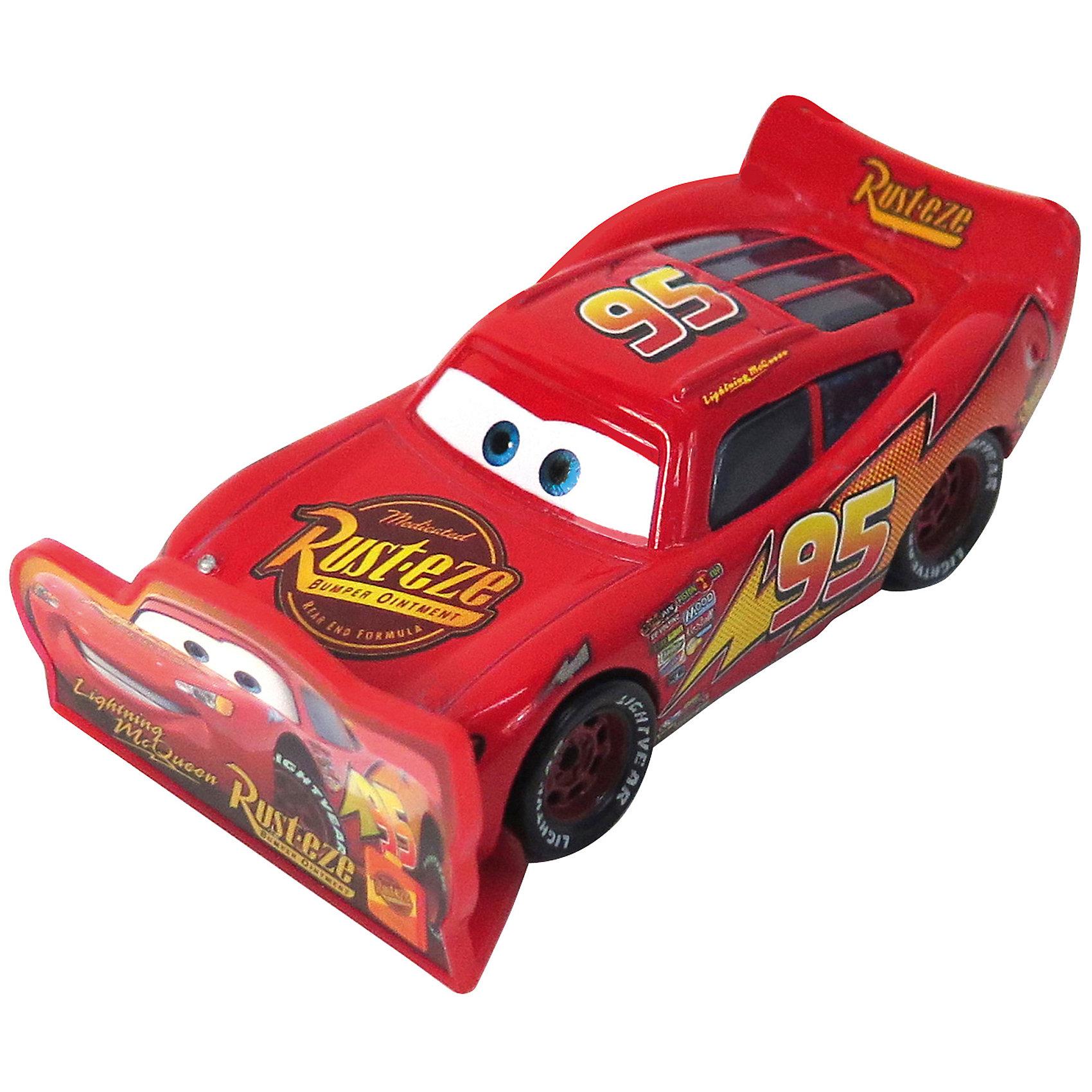 Литая машинка, Тачки-2Литая машинка Делюкс от компании «Mattel» выполнена в виде главного персонажа мультфильма «Тачки 2». Изготовленная из металла в масштабе 1:55 игрушка отличается высокой степенью детализации и качеством исполнения. Завладев несколькими моделями, малыш сможет окунуться в любимый мультипликационный мир, устроить красочные показательные выступления среди машинок-киногероев.<br><br>Дополнительная информация:<br><br>- Материал: металл<br>- В упаковке: 1 шт.<br>- Размер машинки: 8 см.<br><br>Литую машинку, Тачки-2 можно купить в нашем магазине.<br><br>Ширина мм: 135<br>Глубина мм: 45<br>Высота мм: 160<br>Вес г: 80<br>Возраст от месяцев: 36<br>Возраст до месяцев: 72<br>Пол: Мужской<br>Возраст: Детский<br>SKU: 5015774