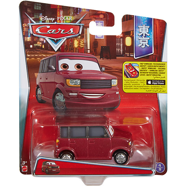 Литая машинка, Тачки-2Машинки<br>Литая машинка Делюкс от компании «Mattel» выполнена в виде главного персонажа мультфильма «Тачки 2». Изготовленная из металла в масштабе 1:55 игрушка отличается высокой степенью детализации и качеством исполнения. Завладев несколькими моделями, малыш сможет окунуться в любимый мультипликационный мир, устроить красочные показательные выступления среди машинок-киногероев.<br><br>Дополнительная информация:<br><br>- Материал: металл<br>- В упаковке: 1 шт.<br>- Размер машинки: 8 см.<br><br>Литую машинку, Тачки-2 можно купить в нашем магазине.<br>Ширина мм: 135; Глубина мм: 45; Высота мм: 160; Вес г: 80; Возраст от месяцев: 36; Возраст до месяцев: 72; Пол: Мужской; Возраст: Детский; SKU: 5015792;