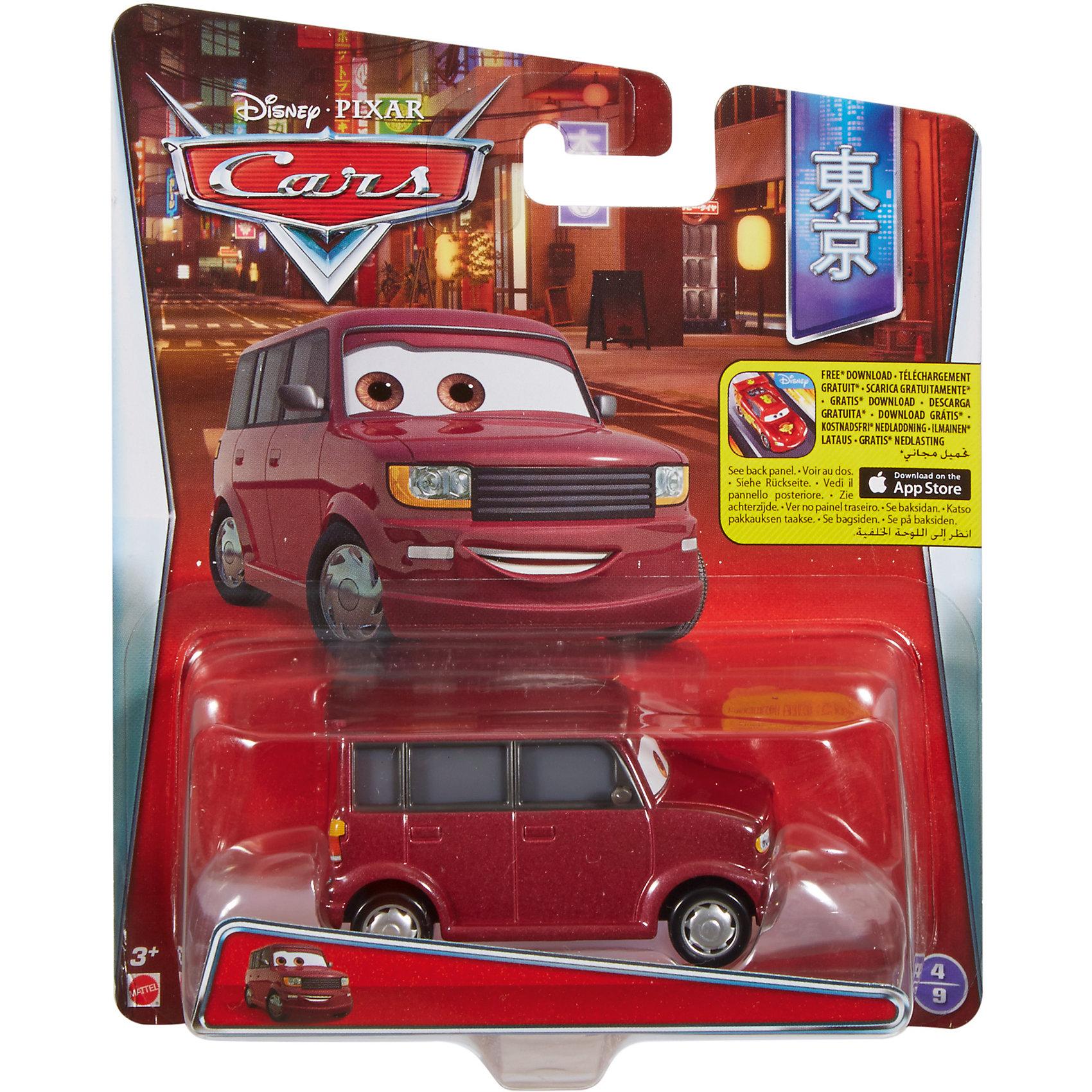 Литая машинка, Тачки-2Литая машинка Делюкс от компании «Mattel» выполнена в виде главного персонажа мультфильма «Тачки 2». Изготовленная из металла в масштабе 1:55 игрушка отличается высокой степенью детализации и качеством исполнения. Завладев несколькими моделями, малыш сможет окунуться в любимый мультипликационный мир, устроить красочные показательные выступления среди машинок-киногероев.<br><br>Дополнительная информация:<br><br>- Материал: металл<br>- В упаковке: 1 шт.<br>- Размер машинки: 8 см.<br><br>Литую машинку, Тачки-2 можно купить в нашем магазине.<br><br>Ширина мм: 135<br>Глубина мм: 45<br>Высота мм: 160<br>Вес г: 80<br>Возраст от месяцев: 36<br>Возраст до месяцев: 72<br>Пол: Мужской<br>Возраст: Детский<br>SKU: 5015792