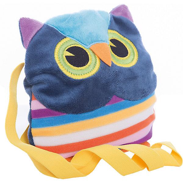 Сумочка детская СоваДетские сумки<br>Сумочка детская Сова, Fancy.<br><br>Характеристика:<br><br>• Материал: текстиль.  <br>• Размер: 20х19 см.<br>• Длинный плечевой ремень. <br>• Тип застежки: молния. <br>• Количество отделений: 1<br>• Мягкий, приятный на ощупь материал. <br>• Оригинальный дизайн. <br><br>Яркая сумочка в виде полосатой совы с большими глазами приведет в восторг каждую девочку! Сумка закрывается на пластиковую застёжку-молнию, имеет удобный длинный плечевой ремешок. Аксессуар выполнен из мягкого приятного на ощупь материала. <br>Прекрасный подарок для вашей юной модницы!<br><br>Сумочку детскую Сова, Fancy, можно купить в нашем интернет-магазине.<br><br>Ширина мм: 200<br>Глубина мм: 190<br>Высота мм: 20<br>Вес г: 51<br>Возраст от месяцев: 36<br>Возраст до месяцев: 84<br>Пол: Женский<br>Возраст: Детский<br>SKU: 5016504