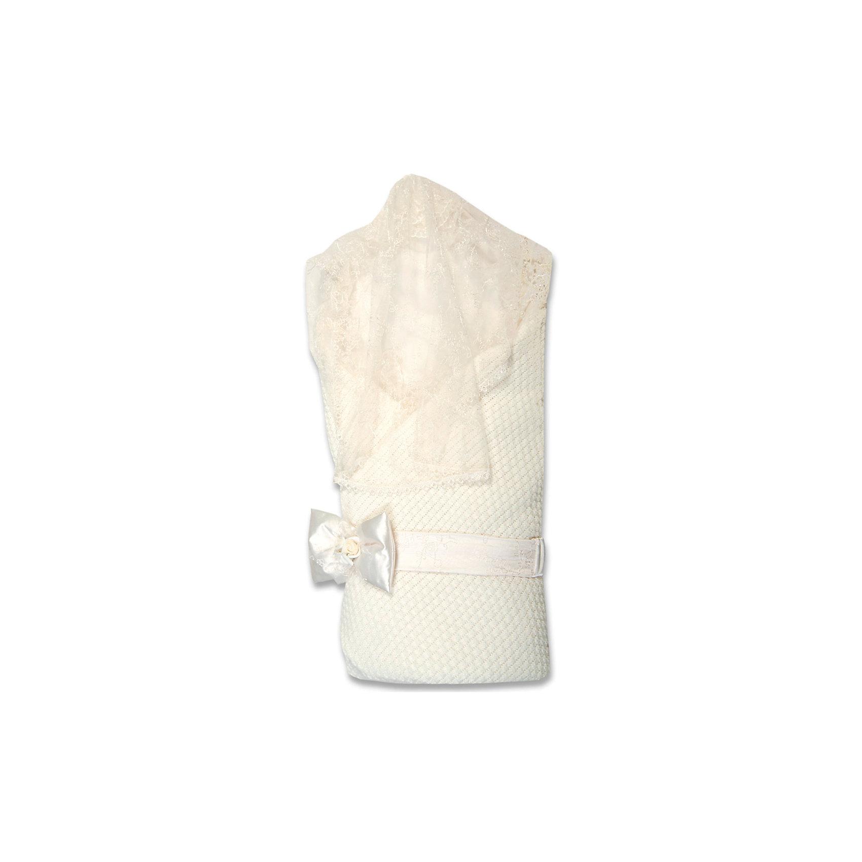 Конверт-одеяло Жемчужинка, Сонный гномик, молочный