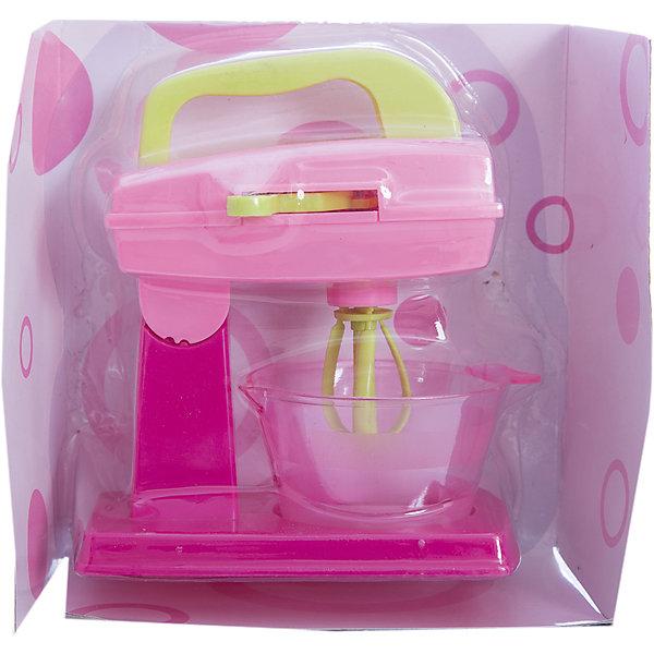 Игрушка Блендер, EstaBellaИгрушечная бытовая техника<br>Игрушка Блендер, EstaBella (Эстабелла).<br><br>Характеристики:<br><br>• венчики крутятся при нажатии на кнопку<br>• полностью безопасен для ребенка<br>• материал: пластик<br>• вес: 240 грамм<br>• размер упаковки: 15х8х16 см<br><br>Каждая девочка мечтает помогать любимой маме. Блендер EstaBella (Эстабелла) поможет малышке в ее начинаниях. Нажмите на кнопочку - и венчики начнут крутиться в чаше по-настоящему! При этом игрушка абсолютно безопасна для ребенка. Блендер изготовлен из нетоксичного пластика. Прекрасный подарок маленькой хозяюшке!<br><br>Игрушку Блендер, EstaBella (Эстабелла) вы можете купить в нашем интернет-магазине.<br>Ширина мм: 160; Глубина мм: 80; Высота мм: 150; Вес г: 240; Возраст от месяцев: 36; Возраст до месяцев: 120; Пол: Женский; Возраст: Детский; SKU: 5017648;