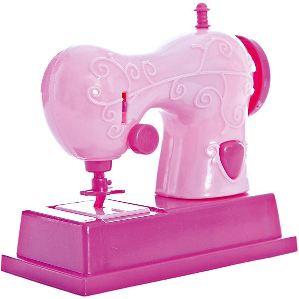 Игрушка Швейная машинка, EstaBellaИгрушечная бытовая техника<br>Игрушка Швейная машинка, EstaBella (Эстабелла).<br><br>Характеристики:<br><br>• полностью безопасна для ребенка<br>• звуковые эффекты<br>• материал: пластик<br>• вес: 190 грамм<br>• размер упаковки: 15х9х17 см<br><br>Если ваша дочка мечтает стать дизайнером, то швейная машинка EstaBella - то, что ей нужно! С ее помощью девочка сможет придумать или даже научиться создавать шедевры из тканей. Игрушка выполнена из нетоксичного пластика и полностью безопасна. С этой машинкой девочка с радостью откроет для себя мир рукоделия!<br><br>Вы можете купить игрушку Швейная машинка, EstaBella (Эстабелла) в нашем интернет-магазине.<br><br>Ширина мм: 170<br>Глубина мм: 90<br>Высота мм: 150<br>Вес г: 190<br>Возраст от месяцев: 36<br>Возраст до месяцев: 120<br>Пол: Женский<br>Возраст: Детский<br>SKU: 5017656