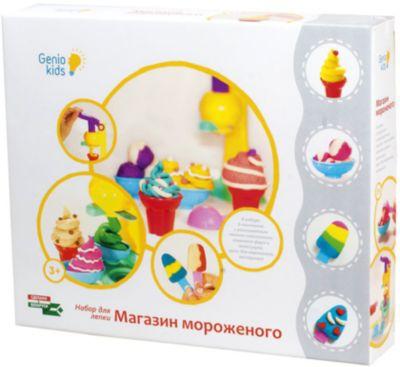 Genio Kids Набор для детского творчества Магазин мороженого