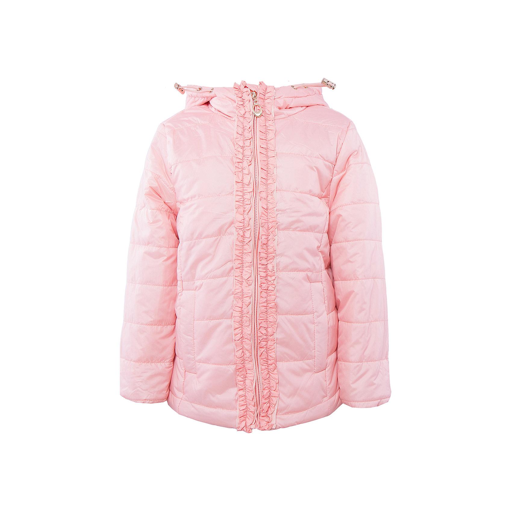 Куртка для девочки SELAВерхняя одежда<br>Куртка для девочки SELA<br><br>Характеристики:<br><br>• Цвет персиковый.<br>• Силуэт полуприлегающий.<br>• Длина до середины бедра.<br>• Капюшон втачной.<br>• Застежка молния.<br>• Два кармана.<br>• Состав:100 %полиэстер.<br><br>Куртка для девочки SELA от признанного лидера по созданию коллекций одежды в стиле casual – SELA. Такая стильная утепленная куртка - незаменимая вещь в прохладное время года.<br>Эта модель отлично сидит на ребенке, она сшита из плотного материала, позволяет гулять и заниматься спортом на свежем воздухе. Курточка украшена блестящей фурнитурой из желтого металла. Подкладка и утеплитель обеспечивают ребенку комфорт. Модель дополнена капюшоном и карманами.<br><br>Куртка для девочки SELA, можно купить в нашем интернет - магазине.<br><br>Ширина мм: 356<br>Глубина мм: 10<br>Высота мм: 245<br>Вес г: 519<br>Цвет: бежевый<br>Возраст от месяцев: 60<br>Возраст до месяцев: 72<br>Пол: Женский<br>Возраст: Детский<br>Размер: 116,98,104,110<br>SKU: 5020120