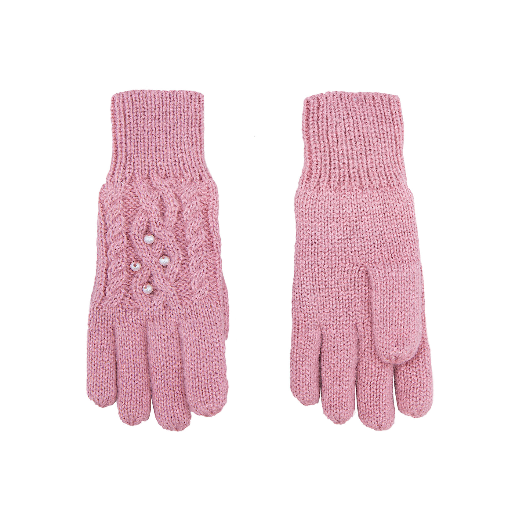 Перчатки для девочки SELAПерчатки, варежки<br>Удобные теплые перчатки - незаменимая вещь в прохладное время года. Эта модель отлично сидит на ребенке, она сделана из плотного материала, позволяет гулять с комфортом на свежем воздухе зимой. Качественная пряжа не вызывает аллергии и обеспечивает ребенку комфорт. Модель будет уместна в различных сочетаниях.<br>Одежда от бренда Sela (Села) - это качество по приемлемым ценам. Многие российские родители уже оценили преимущества продукции этой компании и всё чаще приобретают одежду и аксессуары Sela.<br><br>Дополнительная информация:<br><br>украшены бусинами;<br>материал: 100% акрил; подкладка:100% ПЭ;<br>вязаный узор.<br><br>Перчатки для девочки от бренда Sela можно купить в нашем интернет-магазине.<br><br>Ширина мм: 162<br>Глубина мм: 171<br>Высота мм: 55<br>Вес г: 119<br>Цвет: бежевый<br>Возраст от месяцев: 0<br>Возраст до месяцев: 3<br>Пол: Женский<br>Возраст: Детский<br>Размер: 16,3<br>SKU: 5020147