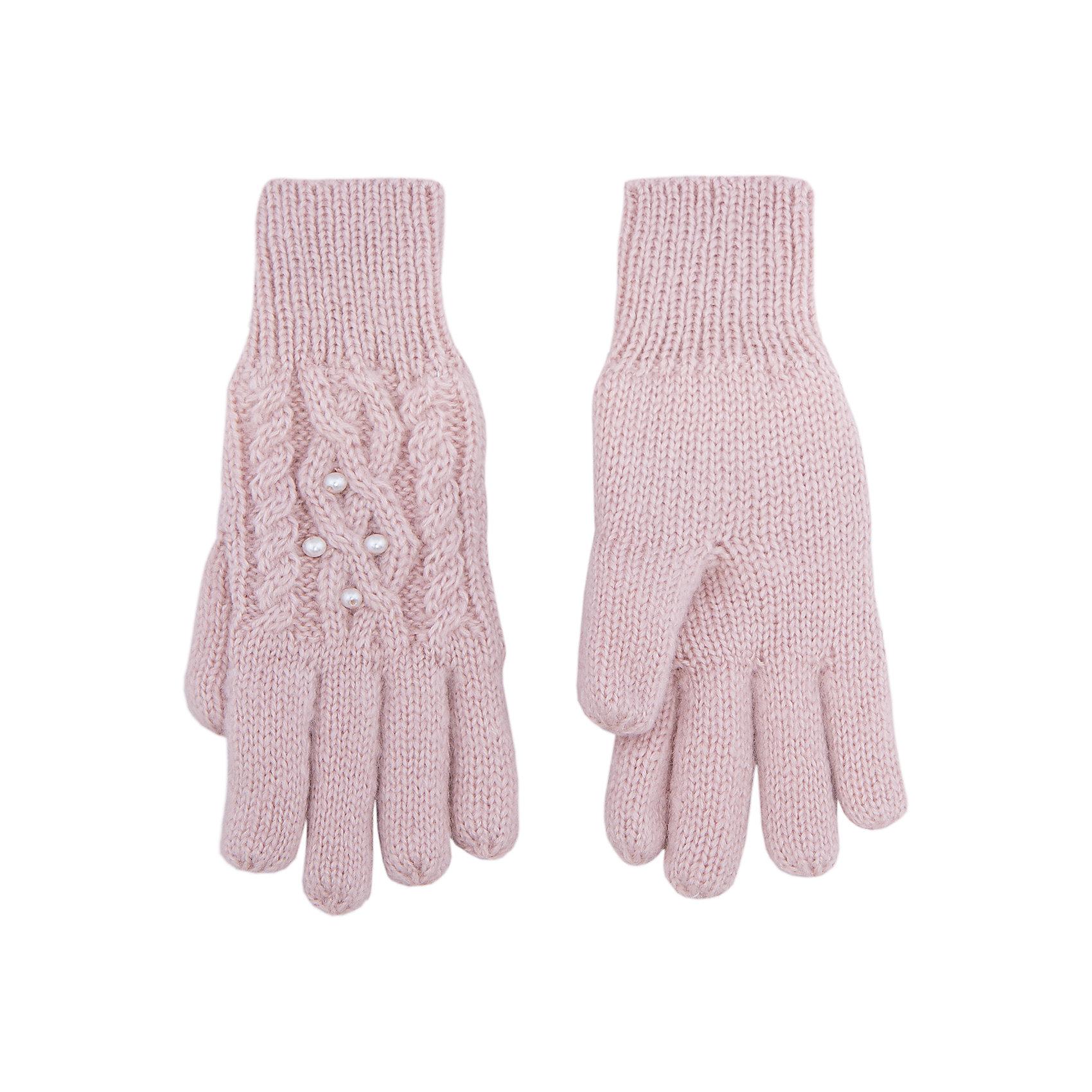 Перчатки для девочки SELAПерчатки, варежки<br>Удобные теплые перчатки - незаменимая вещь в прохладное время года. Эта модель отлично сидит на ребенке, она сделана из плотного материала, позволяет гулять с комфортом на свежем воздухе зимой. Качественная пряжа не вызывает аллергии и обеспечивает ребенку комфорт. Модель будет уместна в различных сочетаниях.<br>Одежда от бренда Sela (Села) - это качество по приемлемым ценам. Многие российские родители уже оценили преимущества продукции этой компании и всё чаще приобретают одежду и аксессуары Sela.<br><br>Дополнительная информация:<br><br>украшены бусинами;<br>материал: 100% акрил; подкладка:100% ПЭ;<br>вязаный узор.<br><br>Перчатки для девочки от бренда Sela можно купить в нашем интернет-магазине.<br><br>Ширина мм: 162<br>Глубина мм: 171<br>Высота мм: 55<br>Вес г: 119<br>Цвет: розовый<br>Возраст от месяцев: 0<br>Возраст до месяцев: 3<br>Пол: Женский<br>Возраст: Детский<br>Размер: 16,3<br>SKU: 5020150