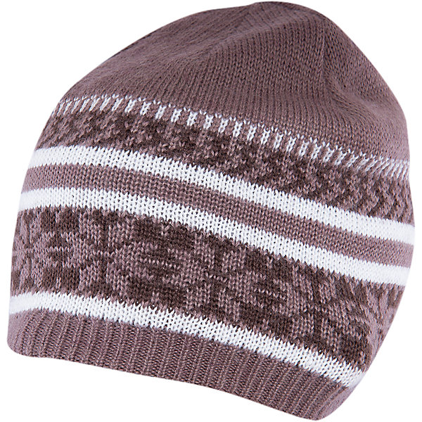 Шапка для мальчика SELAГоловные уборы<br>Симпатичная удобная шапка - незаменимая вещь в прохладное время года. Эта модель отлично сидит на ребенке, она сделана из плотного материала, позволяет гулять с комфортом на свежем воздухе зимой. Качественная пряжа не вызывает аллергии и обеспечивает ребенку комфорт. Модель будет уместна в различных сочетаниях.<br>Одежда от бренда Sela (Села) - это качество по приемлемым ценам. Многие российские родители уже оценили преимущества продукции этой компании и всё чаще приобретают одежду и аксессуары Sela.<br><br>Дополнительная информация:<br><br>цвет: разноцветный;<br>материал: верх - 70% акрил, 30% шерсть; подкладка - 100% полиэстер;<br>вязаный узор.<br><br>Шапку для мальчика от бренда Sela можно купить в нашем интернет-магазине.<br><br>Ширина мм: 89<br>Глубина мм: 117<br>Высота мм: 44<br>Вес г: 155<br>Цвет: серый<br>Возраст от месяцев: 84<br>Возраст до месяцев: 120<br>Пол: Мужской<br>Возраст: Детский<br>Размер: 54-56<br>SKU: 5020161