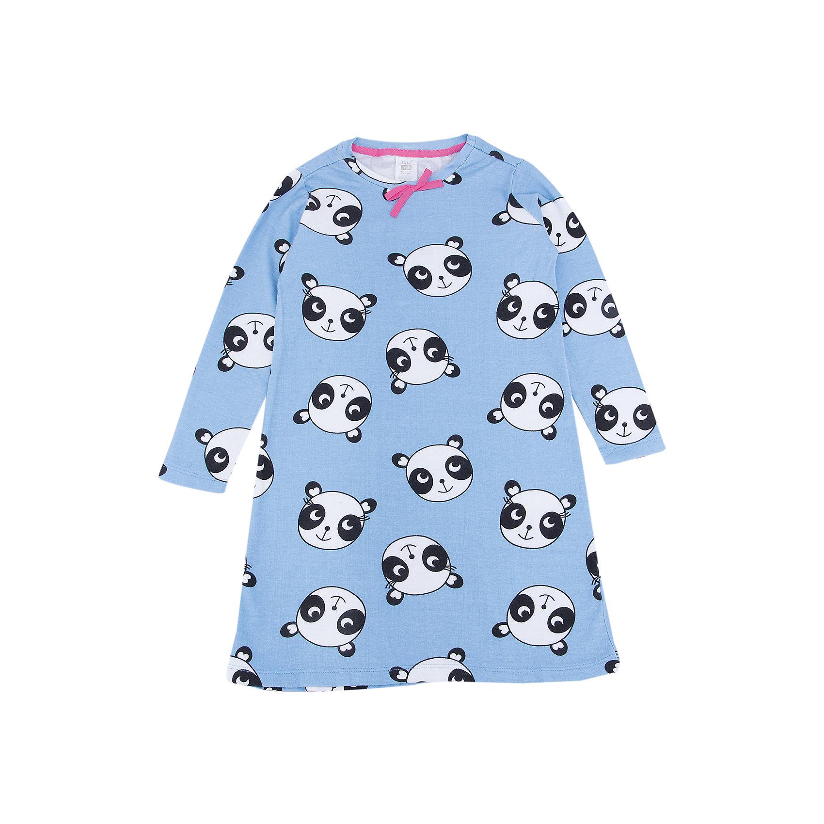 SELA Ночная сорочка для девочки SELA ночные сорочки linse ночная сорочка