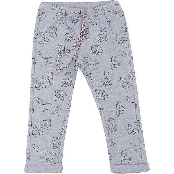 Брюки для девочки SELAБрюки<br>Брюки для девочки SELA<br><br>Характеристики:<br><br>• Цвет серый меланж.<br>• Длина полная.<br>• Состав:100% хлопок.<br><br>Брюки для девочки от признанного лидера по созданию коллекций одежды в стиле casual - SELA. Симпатичные брючки из хлопкового трикотажа серого меланжевого цвета украшены анималистическим принтом - забавные лисички .Пояс на мягкой резинке дополнительно затягивается на шнурок. Натуральный хлопок в составе изделия делает его дышащим, приятным на ощупь и гипоаллергенным. С такими брюками можно создать много различных ансамблей.<br><br>Брюки для девочки SELA, можно купить в нашем интернет - магазине.<br>Ширина мм: 215; Глубина мм: 88; Высота мм: 191; Вес г: 336; Цвет: серый; Возраст от месяцев: 48; Возраст до месяцев: 60; Пол: Женский; Возраст: Детский; Размер: 110,92,116,104,98; SKU: 5020225;