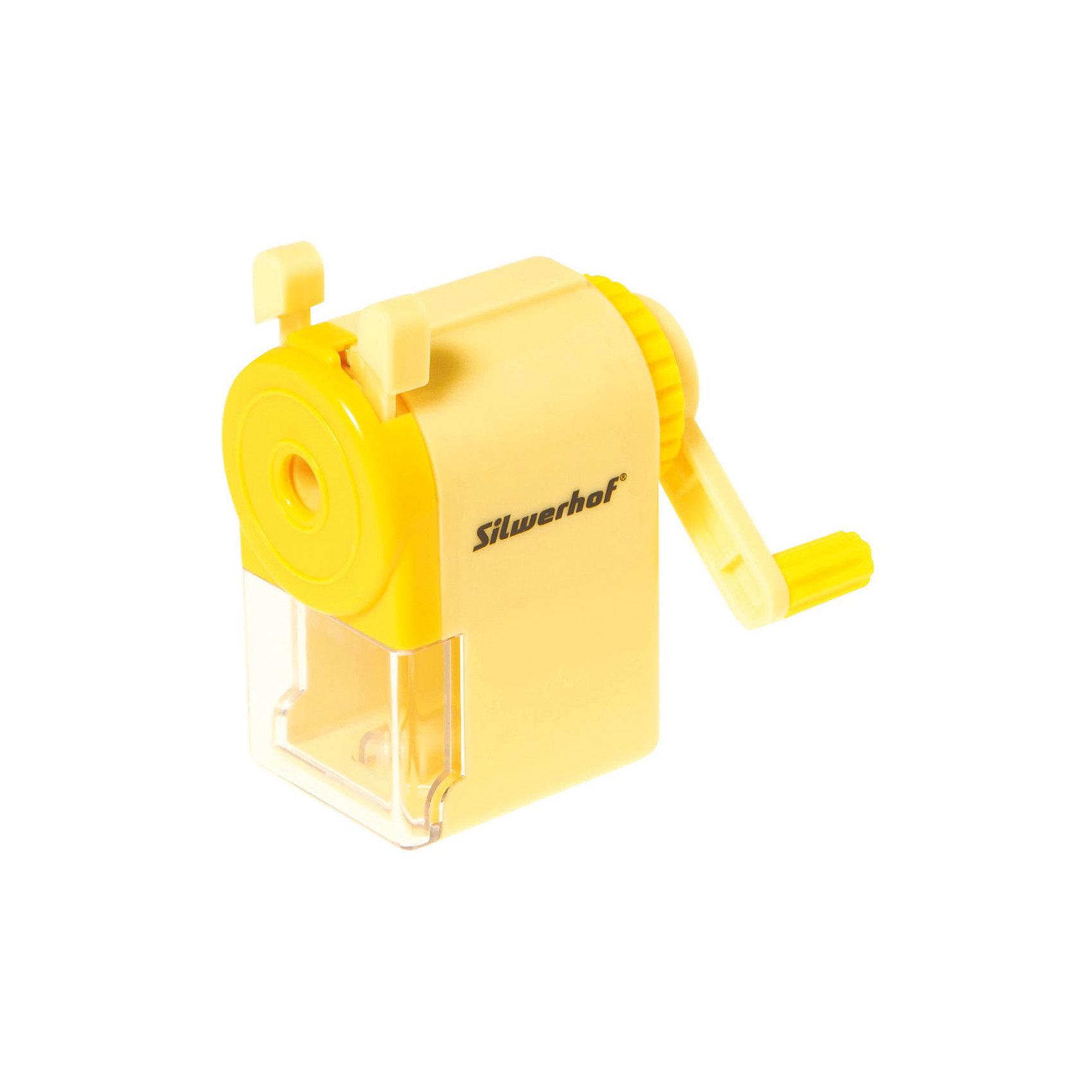 Точилка механическая, ПЛАСТИЛИНОВАЯ КОЛЛЕКЦИЯ, пластиковаяТочилка, механическая, ПЛАСТИЛИНОВАЯ КОЛЛЕКЦИЯ, пластиковая, 1 отверстие, с контейнером, цв. желтый, пластиковая коробка арт.192003 ед.изм.Шт<br><br>Ширина мм: 90<br>Глубина мм: 45<br>Высота мм: 90<br>Вес г: 115<br>Возраст от месяцев: 36<br>Возраст до месяцев: 144<br>Пол: Унисекс<br>Возраст: Детский<br>SKU: 5020536