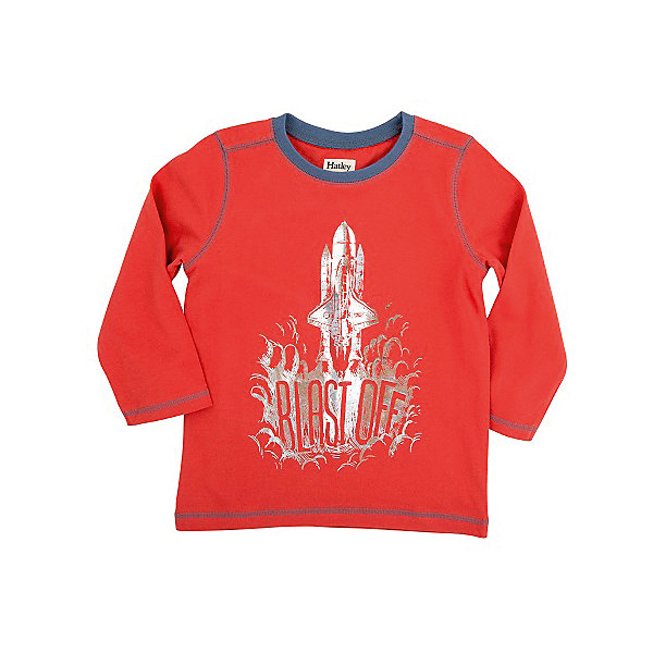 Футболка с длинным рукавом для мальчика HatleyФутболки с длинным рукавом<br>Футболка с длинным рукавом для мальчика Hatley<br><br>Характеристики:<br><br>• Состав: 100% хлопок<br>• Цвет: красный<br><br>Красивая и модная футболка с длинными рукавами идеально подойдет для летней прохладной погоды или для носки в помещении. Благодаря тому, что ткань натуральная и не вызывает аллергии, ребенок сможет бегать и прыгать, не боясь, что вспотеет и на коже будут раздражения. Яркий и забавный принт-аппликация с ракетой делает футболку еще и очень привлекательной. Прострочка рукава, на плечах и внизу кофты делает дизайн футболки неповторимым.<br><br>Футболку с длинным рукавом для мальчика Hatley можно купить в нашем интернет-магазине.<br><br>Ширина мм: 230<br>Глубина мм: 40<br>Высота мм: 220<br>Вес г: 250<br>Цвет: красный<br>Возраст от месяцев: 60<br>Возраст до месяцев: 72<br>Пол: Мужской<br>Возраст: Детский<br>Размер: 116,122,128,104,110,92,98<br>SKU: 5020645