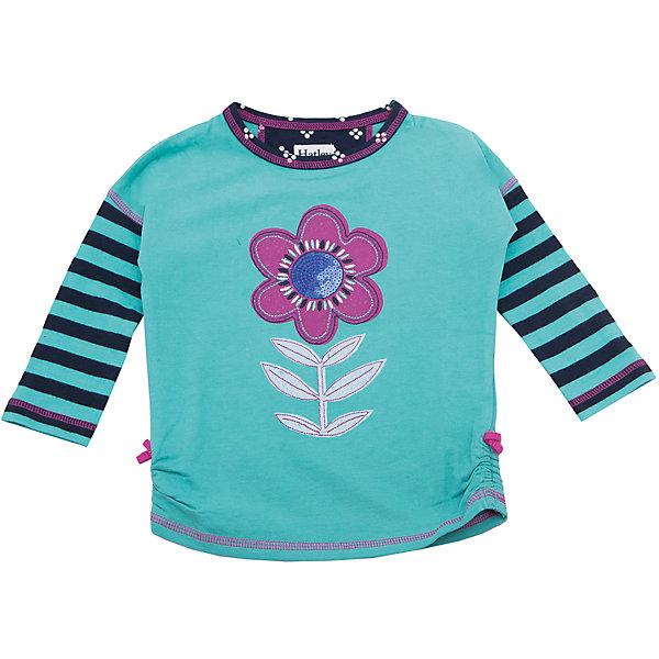 Футболка с длинным рукавом для девочки HatleyФутболки с длинным рукавом<br>Футболка с длинным рукавом для девочки Hatley<br><br>Характеристики:<br><br>• Состав: 100% хлопок<br>• Цвет: ментоловый<br><br>Красивая и модная футболка с длинными рукавами идеально подойдет для летней прохладной погоды или для носки в помещении. Благодаря тому, что ткань натуральная и не вызывает аллергии, ребенок сможет бегать и прыгать, не боясь, что вспотеет и на коже будут раздражения. Яркий и забавный принт-аппликация делает футболку еще и очень привлекательной. Рукава словно вставлены в кофту или под футболкой есть дополнительная водолазка. Такой стиль очень нравится детям. Внизу по бокам кофта немного собрана и украшена бантиками.<br><br>Футболку с длинным рукавом для девочки Hatley можно купить в нашем интернет-магазине.<br>Ширина мм: 230; Глубина мм: 40; Высота мм: 220; Вес г: 250; Цвет: зеленый; Возраст от месяцев: 36; Возраст до месяцев: 48; Пол: Женский; Возраст: Детский; Размер: 104,128,122,92,98,116,110; SKU: 5020671;