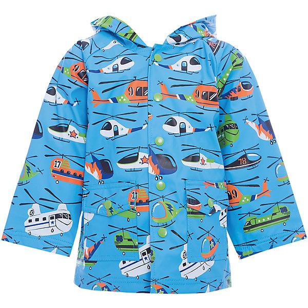 Плащ для мальчика HatleyВерхняя одежда<br>Плащ для мальчика Hatley<br><br>Характеристики:<br><br>• Состав: верх - 100%полиуретан, подкладка -100% полиэстер<br>• Цвет: синий, зеленый<br><br>Красивый и яркий плащ с уникальным дизайном не оставит ребенка равнодушным. У плаща два небольших кармана, удобный капюшон и крючок, чтобы повесить вещь на вешалку. Внутри плаща махровая подкладка, которая придает дополнительное тепло. Застегивается плащ на пуговки, которые может застегнуть ребенок самостоятельно. <br><br>Плащ для мальчика Hatley можно купить в нашем интернет-магазине.<br>Ширина мм: 356; Глубина мм: 10; Высота мм: 245; Вес г: 519; Цвет: бирюзовый; Возраст от месяцев: 24; Возраст до месяцев: 36; Пол: Мужской; Возраст: Детский; Размер: 98,92,104,110; SKU: 5020721;