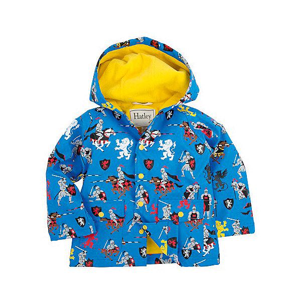 Плащ для мальчика HatleyВерхняя одежда<br>Плащ для мальчика Hatley<br><br>Характеристики:<br><br>• Состав: верх - 100%полиуретан, подкладка -100% полиэстер<br>• Цвет: синий, желтый<br><br>Красивый и яркий плащ с уникальным дизайном не оставит ребенка равнодушным. У плаща два небольших кармана, удобный капюшон и крючок, чтобы повесить вещь на вешалку. Внутри плаща махровая подкладка, которая придает дополнительное тепло. Застегивается плащ на пуговки, которые может застегнуть ребенок самостоятельно. <br><br>Плащ для мальчика Hatley можно купить в нашем интернет-магазине.<br><br>Ширина мм: 356<br>Глубина мм: 10<br>Высота мм: 245<br>Вес г: 519<br>Цвет: голубой<br>Возраст от месяцев: 24<br>Возраст до месяцев: 36<br>Пол: Мужской<br>Возраст: Детский<br>Размер: 98,116,110,92,104<br>SKU: 5020726