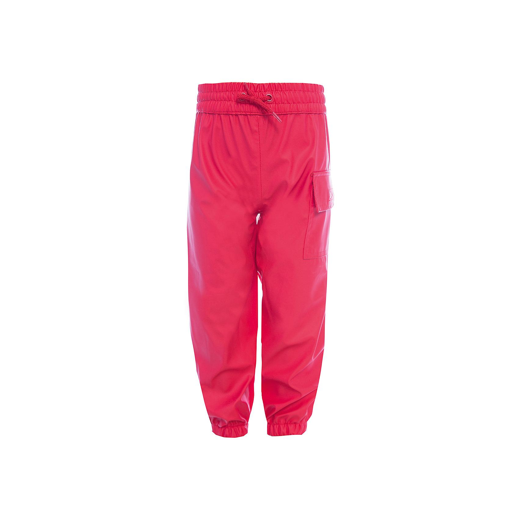 Брюки для девочки HatleyБрюки для девочки Hatley<br><br>Характеристики: <br><br>• Состав: 100% полиуретан<br>• Цвет: красный<br><br>Непромокаемые брюки из 100% полиуретана защитят ноги ребенка от любого, даже очень сильного дождя. Внизу брюки «стянуты», что позволяет носить их внутрь резиновых сапог. Резинка сверху и внизу очень мягкая, не травмирует кожу ребенка. Сверху дополнительно можно затянуть с помощью веревочки. Кроме этого на штанах есть большой карман.<br><br>Брюки для девочки Hatley можно купить в нашем интернет-магазине.<br><br>Ширина мм: 215<br>Глубина мм: 88<br>Высота мм: 191<br>Вес г: 336<br>Цвет: красный<br>Возраст от месяцев: 96<br>Возраст до месяцев: 108<br>Пол: Женский<br>Возраст: Детский<br>Размер: 104,92,122,128,110,116,98<br>SKU: 5020732