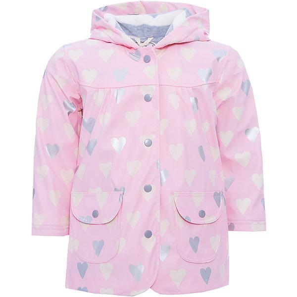 Плащ для девочки HatleyВерхняя одежда<br>Плащ для девочки Hatley<br><br>Характеристики:<br><br>• Состав: верх - 100%полиуретан, подкладка -100% полиэстер<br>• Цвет: розовый<br><br>Красивый и яркий плащ с уникальным дизайном не оставит ребенка равнодушным. У плаща два небольших кармана, удобный капюшон и крючок, чтобы повесить вещь на вешалку. Внутри плаща махровая подкладка, которая придает дополнительное тепло. Застегивается плащ на пуговки, которые может застегнуть ребенок самостоятельно. <br><br>Плащ для девочки Hatley можно купить в нашем интернет-магазине.<br><br>Ширина мм: 356<br>Глубина мм: 10<br>Высота мм: 245<br>Вес г: 519<br>Цвет: розовый<br>Возраст от месяцев: 36<br>Возраст до месяцев: 48<br>Пол: Женский<br>Возраст: Детский<br>Размер: 104,92,128,98,116,110,122<br>SKU: 5020757