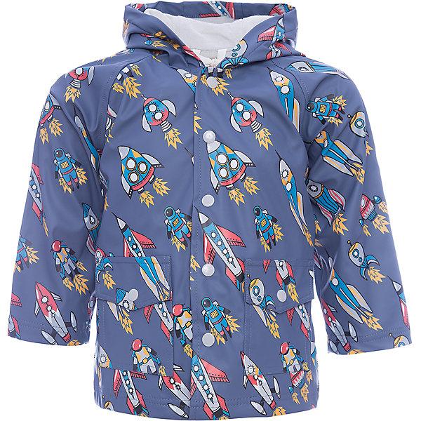 Плащ для мальчика HatleyВерхняя одежда<br>Плащ для мальчика Hatley<br><br>Характеристики:<br><br>• Состав: верх - 100%полиуретан, подкладка -100% полиэстер<br>• Цвет: серый<br><br>Красивый и яркий плащ с уникальным дизайном не оставит ребенка равнодушным. У плаща два небольших кармана, удобный капюшон и крючок, чтобы повесить вещь на вешалку. Внутри плаща махровая подкладка, которая придает дополнительное тепло. Застегивается плащ на пуговки, которые может застегнуть ребенок самостоятельно. <br><br>Плащ для мальчика Hatley можно купить в нашем интернет-магазине.<br>Ширина мм: 356; Глубина мм: 10; Высота мм: 245; Вес г: 519; Цвет: серый; Возраст от месяцев: 36; Возраст до месяцев: 48; Пол: Мужской; Возраст: Детский; Размер: 104,92,110,98; SKU: 5020784;