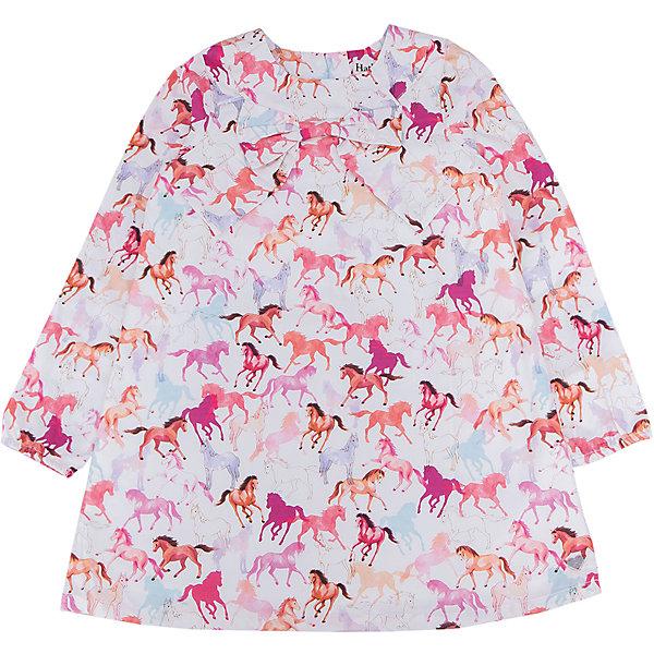 Платье для девочки HatleyПлатья и сарафаны<br>Платье для девочки Hatley<br><br>Характеристики:<br><br>• Состав: 100% хлопок<br>• Цвет: белый<br><br>Легкое светлое платье для маленькой модницы. Платье сделано из натурального хлопка, который не только не вреден для кожи, но и не вызывает потливости. Именно поэтому платье отлично подойдет для летней погоды. А благодаря свободному покрою платье можно носить с леггинсами. Воротник украшен красивым бантиком. Рукава на мягкой резинке. <br><br>Платье для девочки Hatley можно купить в нашем интернет-магазине.<br>Ширина мм: 236; Глубина мм: 16; Высота мм: 184; Вес г: 177; Цвет: белый; Возраст от месяцев: 72; Возраст до месяцев: 84; Пол: Женский; Возраст: Детский; Размер: 122,116,104,128,110; SKU: 5020827;