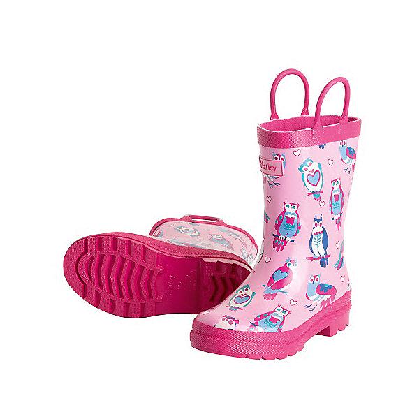 Резиновые сапоги для девочки HatleyРезиновые сапоги<br>Сапоги для девочки Hatley<br><br>Характеристики:<br><br>• Состав: верх - каучук синтетический 100%, подкладка - 100% хлопок<br>• Цвет: розовый<br><br>Яркие, стильные и модные резиновые сапоги для девочки сделаны из высококачественных материалов. Резина сока каучуковых деревьев не даст ножкам промокнуть, а хлопковая подкладка защитит от холода. Внутри есть стелька с аркой, которая способствует правильному формированию стопы. По бокам есть удобные ручки. <br><br>Сапоги для девочки Hatley можно купить в нашем интернет-магазине.<br><br>Ширина мм: 237<br>Глубина мм: 180<br>Высота мм: 152<br>Вес г: 438<br>Цвет: розовый<br>Возраст от месяцев: 21<br>Возраст до месяцев: 24<br>Пол: Женский<br>Возраст: Детский<br>Размер: 24,27,25,30,28<br>SKU: 5020952