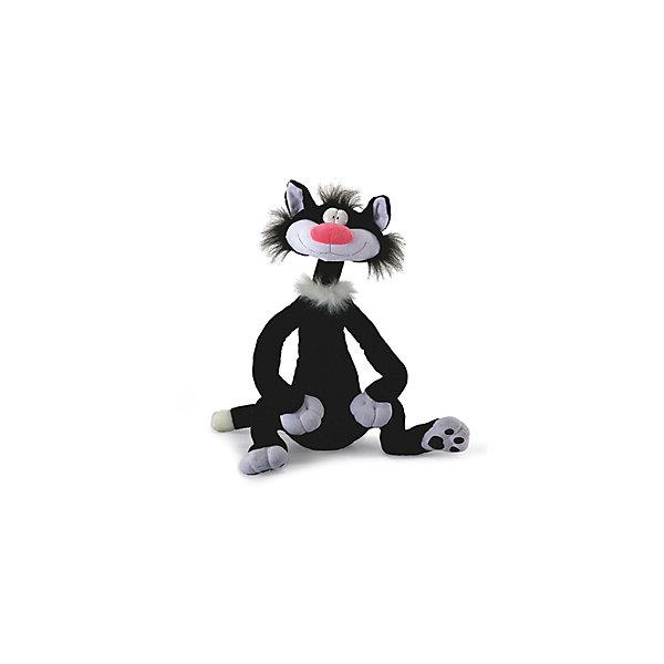 Кот Максим, FancyМягкие игрушки животные<br>Забавная игрушка кот Максим всегда будет с Вашим ребенком! С ним можно играть, спать или брать с собой на прогулку.<br>Порадуйте ребенка таким милым подарком!<br><br>Дополнительная информация: <br><br>- Возраст: от 3 лет.<br>- Материал: полотно трикотажное. <br>- Наполнитель: волокно полиэфирное, фурнитура из пластмассы.<br>- Высота игрушки: 26 см.<br>- Размер упаковки: 26х14х13 см.<br>- Вес в упаковке: 120 г.<br><br>Купить кота Максима от Fancy, можно в нашем магазине.<br><br>Ширина мм: 260<br>Глубина мм: 140<br>Высота мм: 130<br>Вес г: 120<br>Возраст от месяцев: 36<br>Возраст до месяцев: 2147483647<br>Пол: Унисекс<br>Возраст: Детский<br>SKU: 5025378