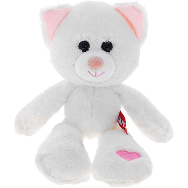 Котёнок Бася, FancyМягкие игрушки животные<br>Милая игрушка котенок Бася всегда будет с Вашим ребенком! С ним можно играть, спать или брать с собой на прогулку.<br>Порадуйте ребенка таким милым подарком!<br><br>Дополнительная информация: <br><br>- Возраст: от 3 лет.<br>- Материал: искусственный мех, наполнитель, текстиль, пластик. пластмассы.<br>- Размер упаковки: 30.5х12х10 см.<br>- Вес в упаковке: 90 г.<br><br>Купить котенка Басю от Fancy, можно в нашем магазине.<br><br>Ширина мм: 305<br>Глубина мм: 120<br>Высота мм: 100<br>Вес г: 90<br>Возраст от месяцев: 36<br>Возраст до месяцев: 2147483647<br>Пол: Унисекс<br>Возраст: Детский<br>SKU: 5025379