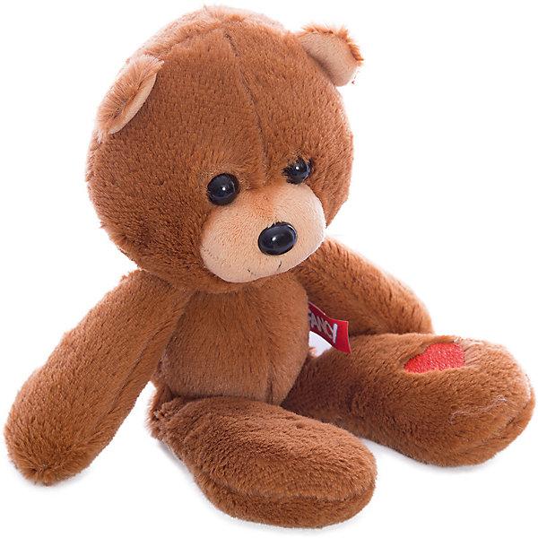 Мишка Бобо, FancyМягкие игрушки животные<br>Милая игрушка мишка Бобо всегда будет с Вашим ребенком! С ним можно играть, спать или брать с собой на прогулку.<br>Порадуйте ребенка таким милым подарком!<br><br>Дополнительная информация: <br><br>- Возраст: от 3 лет.<br>- Материал: плюш, наполнитель, текстиль, пластик.<br>- Размер упаковки: 30.5х11.5х10 см.<br>- Вес в упаковке: 70 г.<br><br>Купить мишку Бобо от Fancy, можно в нашем магазине.<br>Ширина мм: 305; Глубина мм: 115; Высота мм: 100; Вес г: 70; Возраст от месяцев: 36; Возраст до месяцев: 2147483647; Пол: Унисекс; Возраст: Детский; SKU: 5025381;