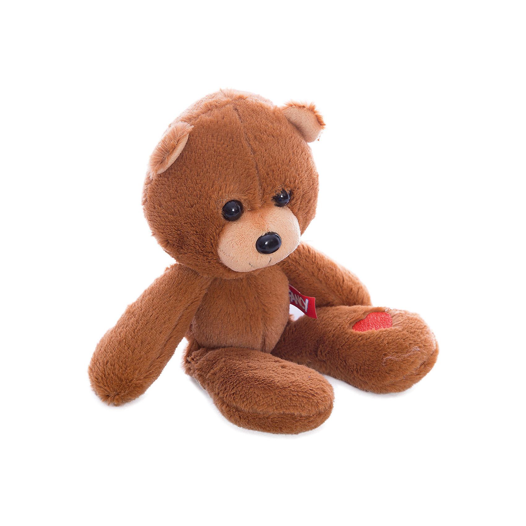 Мишка Бобо, FancyМедвежата<br>Милая игрушка мишка Бобо всегда будет с Вашим ребенком! С ним можно играть, спать или брать с собой на прогулку.<br>Порадуйте ребенка таким милым подарком!<br><br>Дополнительная информация: <br><br>- Возраст: от 3 лет.<br>- Материал: плюш, наполнитель, текстиль, пластик.<br>- Размер упаковки: 30.5х11.5х10 см.<br>- Вес в упаковке: 70 г.<br><br>Купить мишку Бобо от Fancy, можно в нашем магазине.<br><br>Ширина мм: 305<br>Глубина мм: 115<br>Высота мм: 100<br>Вес г: 70<br>Возраст от месяцев: 36<br>Возраст до месяцев: 2147483647<br>Пол: Унисекс<br>Возраст: Детский<br>SKU: 5025381
