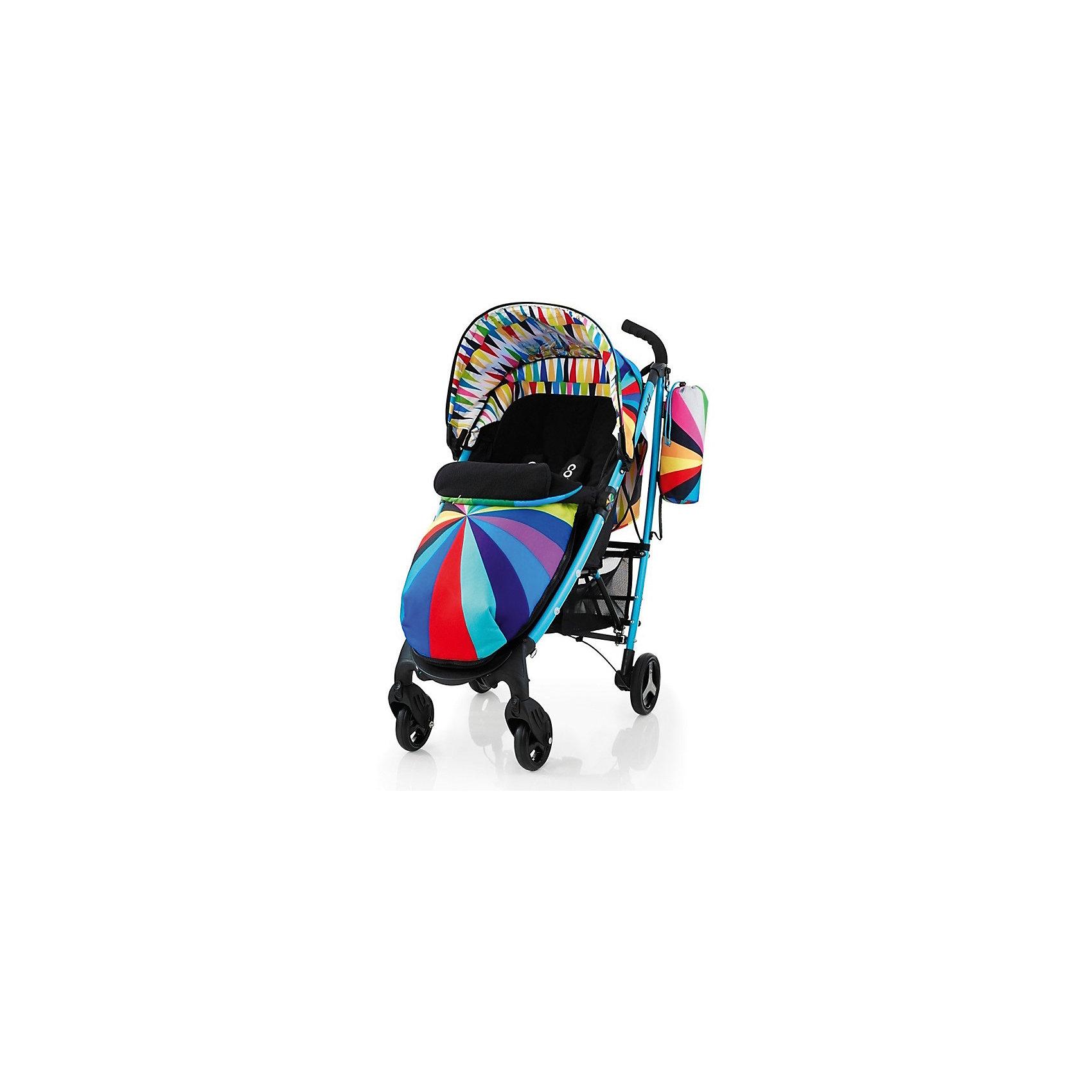 Прогулочная коляска Cosatto YO 2, Go BrightlyПрогулочные коляски<br>Комфортная прогулочная коляска – залог приятного пешего приключения мамы и малыша. Дизайн и функциональность одновременно – вот главное преимущество новой модели. Все материалы, использованные при изготовлении, безопасны и отвечают требованиям по качеству продукции.<br><br>Дополнительные характеристики: <br><br>цвет: Go Brightly;<br>возраст: 0-3 года;<br>механизм складывания: трость;<br>регулировка спинки;<br>пятиточечные ремни безопасности;<br>габариты: 80 х 44,5 х 102 см;<br>материал шасси: алюминий;<br>комплектация: блок для прогулок, бампер, складывающиеся шасси, подголовник, подстаканник, защита от дождя и солнца, регулируемая ручка, чехол для ножек.<br><br>Прогулочную коляску YO 2от компании Cosatto можно приобрести в нашем магазине.<br><br>Ширина мм: 1020<br>Глубина мм: 340<br>Высота мм: 250<br>Вес г: 12000<br>Возраст от месяцев: 6<br>Возраст до месяцев: 36<br>Пол: Унисекс<br>Возраст: Детский<br>SKU: 5025709