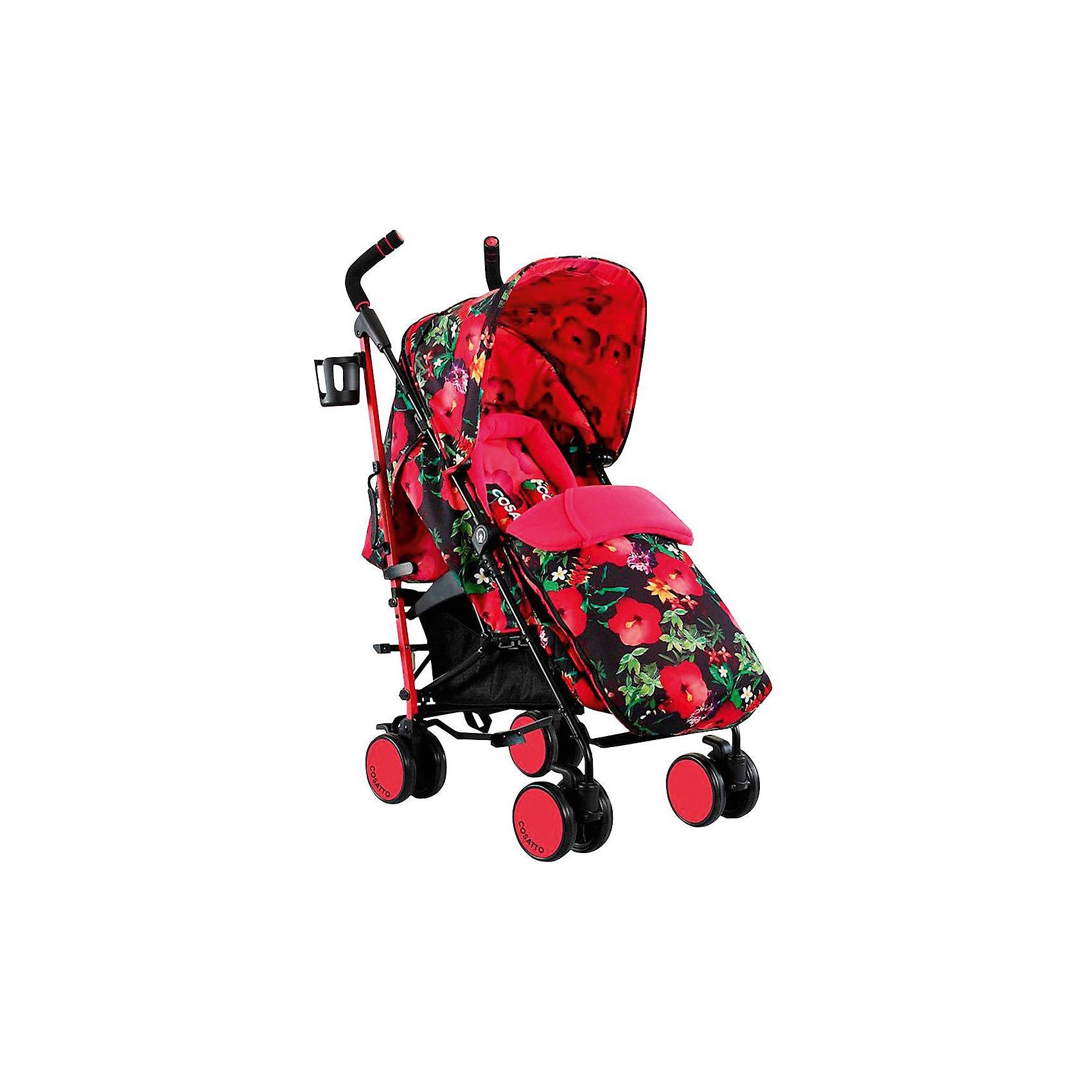 Коляска-трость Supa, Cosatto, TropicoСтильная коляска станет для родителей не только незаменимой вещью, но и стильным аксессуаром. Функциональность, дизайн и маневренность – все это – новая модель от Cosatto. Все материалы, использованные при изготовлении, безопасны и отвечают требованиям по качеству продукции.<br><br>Дополнительные характеристики: <br><br>цвет: Tropico;<br>возраст: 6 месяцев – 3 года;<br>регулируемый капюшон;<br>механизм складывания: трость;<br>регулировка спинки;<br>ножной тормоз;<br>пятиточечные ремни безопасности;<br>габариты: 78 х 48,5 х 110 см;<br>материал шасси: алюминий;<br>комплектация: блок для прогулок, складывающиеся шасси, подголовник, подстаканник, защита от дождя и солнца, регулируемая ручка, конверт - муфта.<br><br>ВНИМАНИЕ!!! В комплектацию коляски не входит бампер, его можно купить отдельно.<br><br>Коляску-трость SUPA от компании Cosatto можно приобрести в нашем магазине.<br><br>Ширина мм: 1120<br>Глубина мм: 280<br>Высота мм: 280<br>Вес г: 12000<br>Возраст от месяцев: 6<br>Возраст до месяцев: 36<br>Пол: Унисекс<br>Возраст: Детский<br>SKU: 5025712