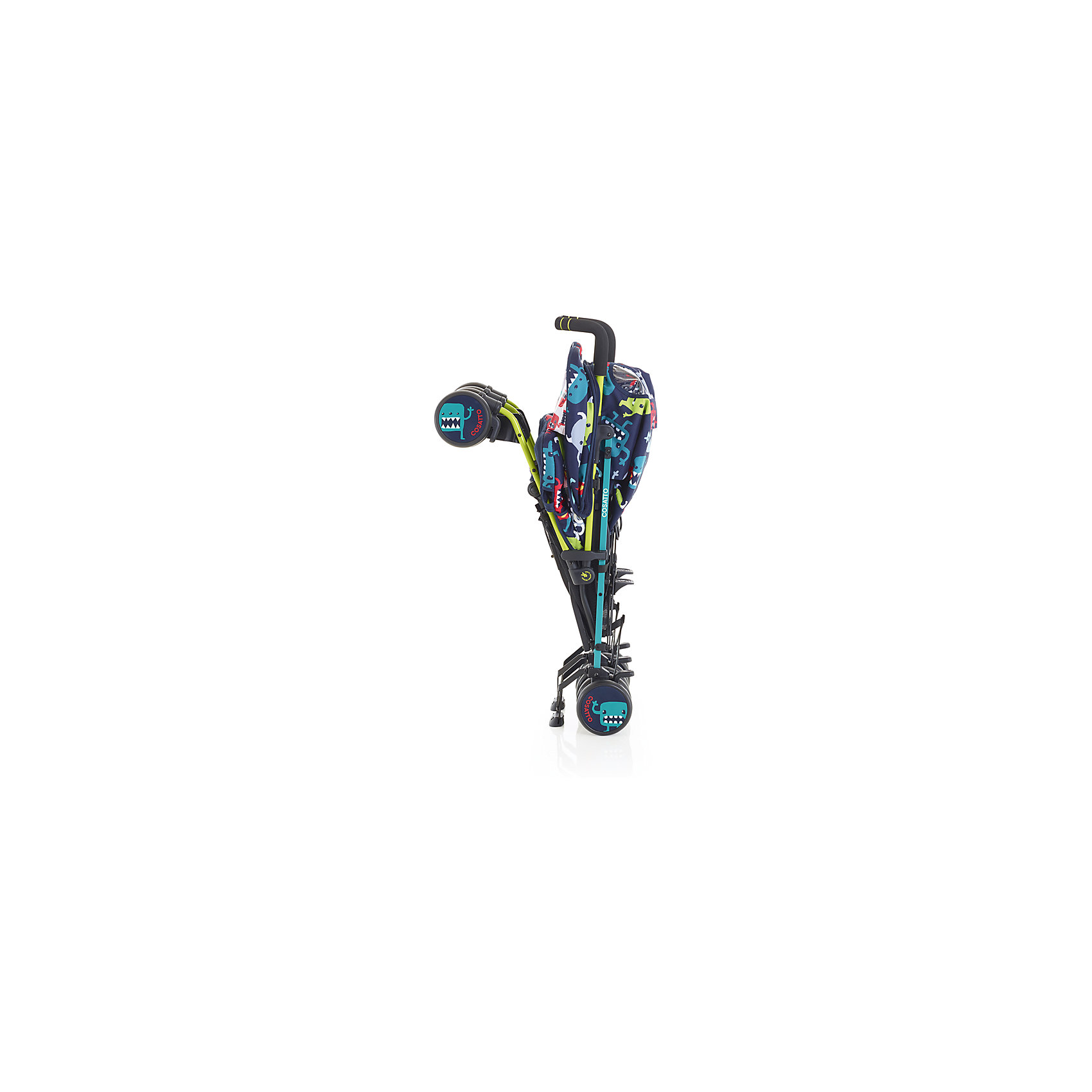 Прогулочная коляска для двойни SUPA DUPA TWIN, Cosatto, Cuddle Monster 2 (COSATTO)