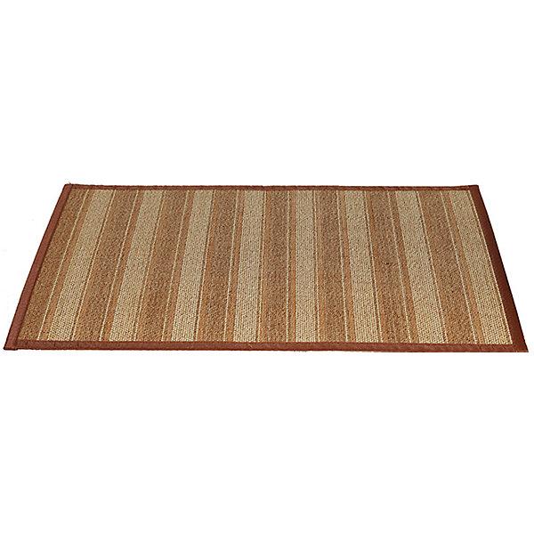Циновка 500х800мм бамбук, Amigo, бежевыйДетские ковры<br>Циновка 500х800мм бамбук, Amigo, бежевый – это отличный выбор для тех, кто хочет сделать свою жизнь комфортной и эстетичной.<br>Циновка из натурального бамбука прекрасно подходит для использования на кухне, в прихожей и гостиной комнате. Бамбук не впитывает воду, не подвержен гниению и практически не горит, так же всем хорошо известны его антибактериальные свойства. Основание «антислип» не дает циновке скользить на полу. По краям циновка аккуратно обшита. Циновки из натурального бамбука – гипоаллергены, легко чистятся и очень и очень современны и модны!<br><br>Дополнительная информация:<br><br>- Размер: 0,5x0,8 м.<br>- Материал: бамбук<br>- Цвет: бежевый<br><br>Циновку 500х800мм бамбук, Amigo, бежевую можно купить в нашем интернет-магазине.<br>Ширина мм: 800; Глубина мм: 70; Высота мм: 70; Вес г: 500; Возраст от месяцев: 18; Возраст до месяцев: 1188; Пол: Унисекс; Возраст: Детский; SKU: 5025740;