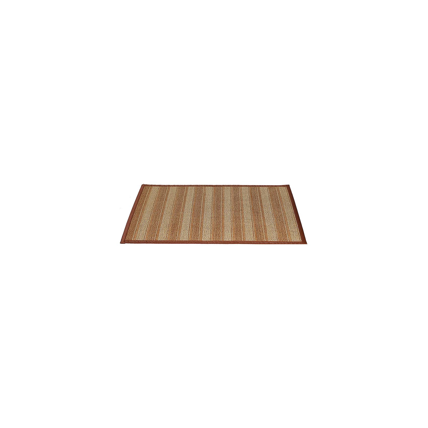 Циновка 500х800мм бамбук, Amigo, бежевый