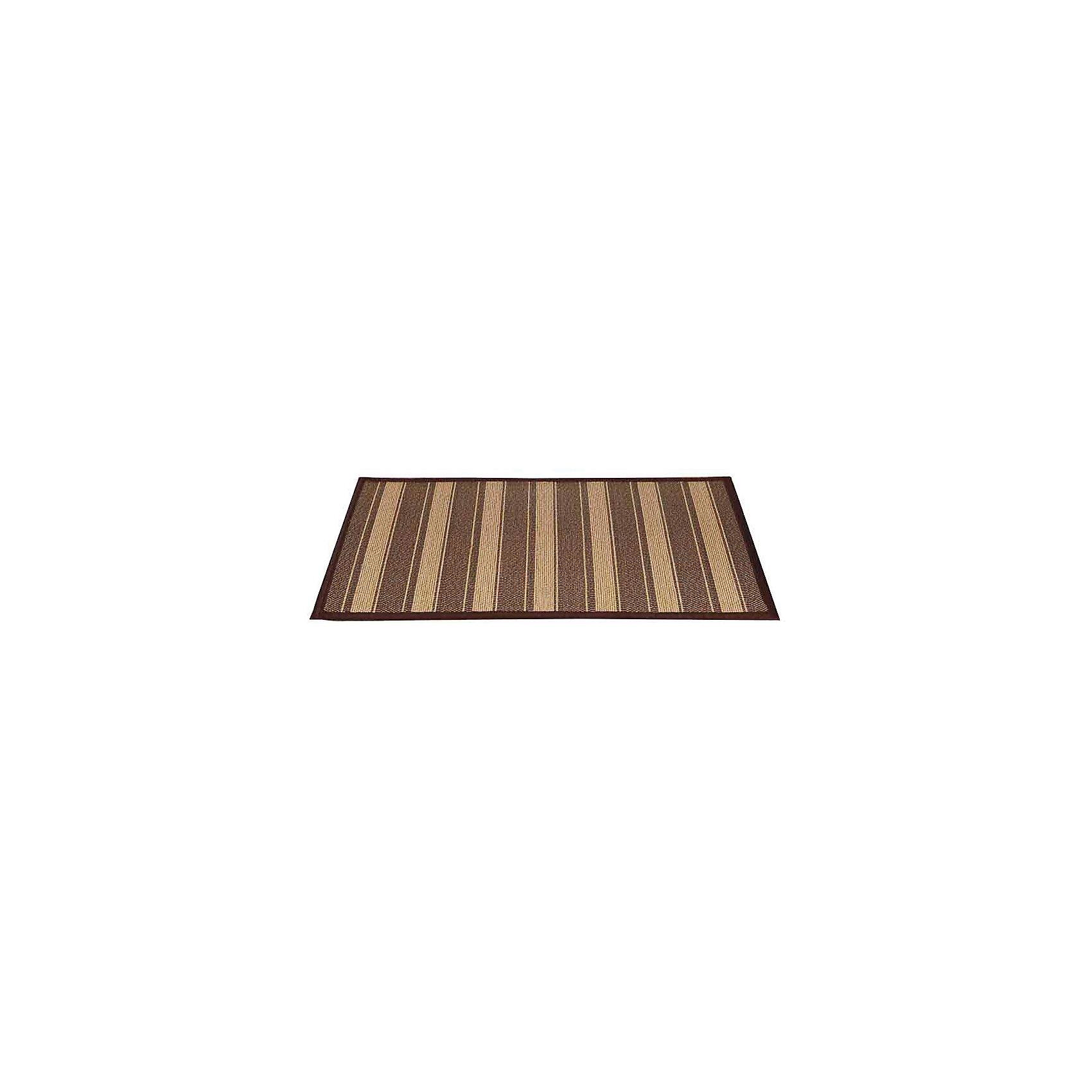 Циновка 500х800мм бамбук, Amigo, коричневыйКовры<br>Циновка 500х800мм бамбук, Amigo, коричневый – это отличный выбор для тех, кто хочет сделать свою жизнь комфортной и эстетичной.<br>Циновка из натурального бамбука прекрасно подходит для использования на кухне, в прихожей и гостиной комнате. Бамбук не впитывает воду, не подвержен гниению и практически не горит, так же всем хорошо известны его антибактериальные свойства. Основание «антислип» не дает циновке скользить на полу. По краям циновка аккуратно обшита. Циновки из натурального бамбука – гипоаллергены, легко чистятся и очень и очень современны и модны!<br><br>Дополнительная информация:<br><br>- Размер: 0,5x0,8 м.<br>- Материал: бамбук<br>- Цвет: коричневый<br><br>Циновку 500х800мм бамбук, Amigo, коричневую можно купить в нашем интернет-магазине.<br><br>Ширина мм: 800<br>Глубина мм: 70<br>Высота мм: 70<br>Вес г: 500<br>Возраст от месяцев: 18<br>Возраст до месяцев: 1188<br>Пол: Унисекс<br>Возраст: Детский<br>SKU: 5025741