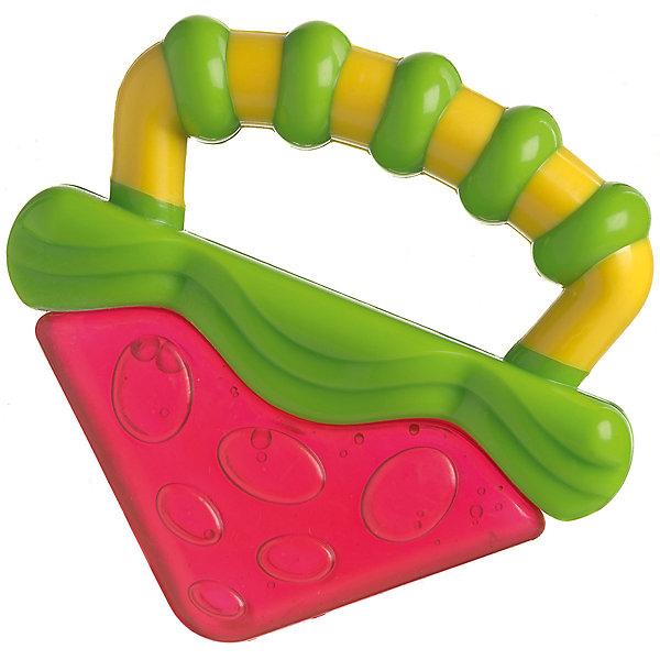 Игрушка-прорезыватель, Playgro, красно-зеленаяПустышки<br>Игрушка-прорезыватель, Playgro (Плейгро), красно-зеленая.<br><br>Характеристика:<br><br>• Материал: пластик. <br>• Размер упаковки: 2,8x10,3x13,5 см.<br>• Эффективно успокоит нежные десны малыша. <br>• Для наилучшего эффекта перед использованием положить в холодильник на несколько минут.<br>• Яркий привлекательный дизайн. <br>• Рельефная поверхность поможет развить тактильные ощущения и моторику рук. <br><br>Яркий прорезыватель эффективно и бережно успокоит нежные десны крохи. Прорезыватель имеет удобную ручку с рельефной поверхностью, идеально подходит для маленьких детских пальчиков, изготовлен из высококачественных нетоксичных материалов безопасных для детей.  <br><br>Игрушку-прорезыватель, Playgro (Плейгро), красно-зеленую, можно купить в нашем интернет-магазине.<br>Ширина мм: 103; Глубина мм: 28; Высота мм: 135; Вес г: 60; Возраст от месяцев: 36; Возраст до месяцев: 2147483647; Пол: Унисекс; Возраст: Детский; SKU: 5028450;