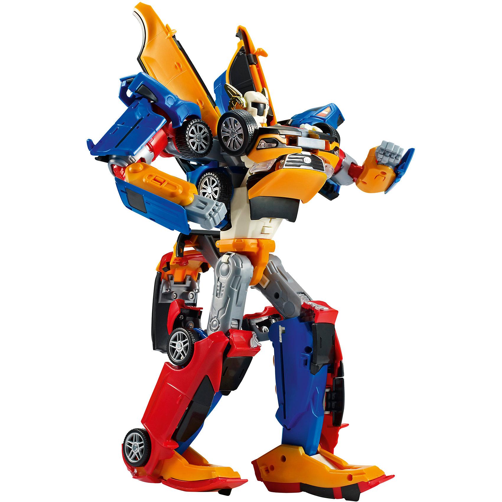 Трансформер ТританTobots<br>Робот-трансформер Тритан быстро превращается в три красивых машинки с рельефными колесами, для этого нужно всего лишь разделить робота на части и сложить в определенном порядке. Такая игрушка поспособствует развитию фантазии, мышлению и мелкой моторике рук.<br><br>Дополнительная информация:<br><br>- Возраст: от 3 лет.<br>- В наборе: робот, наклейки, карточки 4 шт., аксессуары.<br>- Материал: пластик.<br>- Размер упаковки: 32.6х29х12.5 см.<br>- Вес в упаковке: 300 г.<br><br>Купить трансформер Тритан, можно в нашем магазине.<br><br>Ширина мм: 326<br>Глубина мм: 290<br>Высота мм: 125<br>Вес г: 300<br>Возраст от месяцев: 36<br>Возраст до месяцев: 2147483647<br>Пол: Мужской<br>Возраст: Детский<br>SKU: 5028894