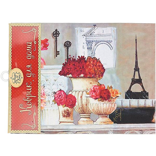 Коврик для входной двери Париж 60*45см, Magic Home