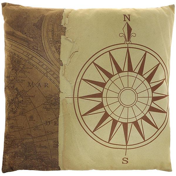 Купить Декоративная подушка Навигация 45*45см, Magic Home, Китай, Унисекс