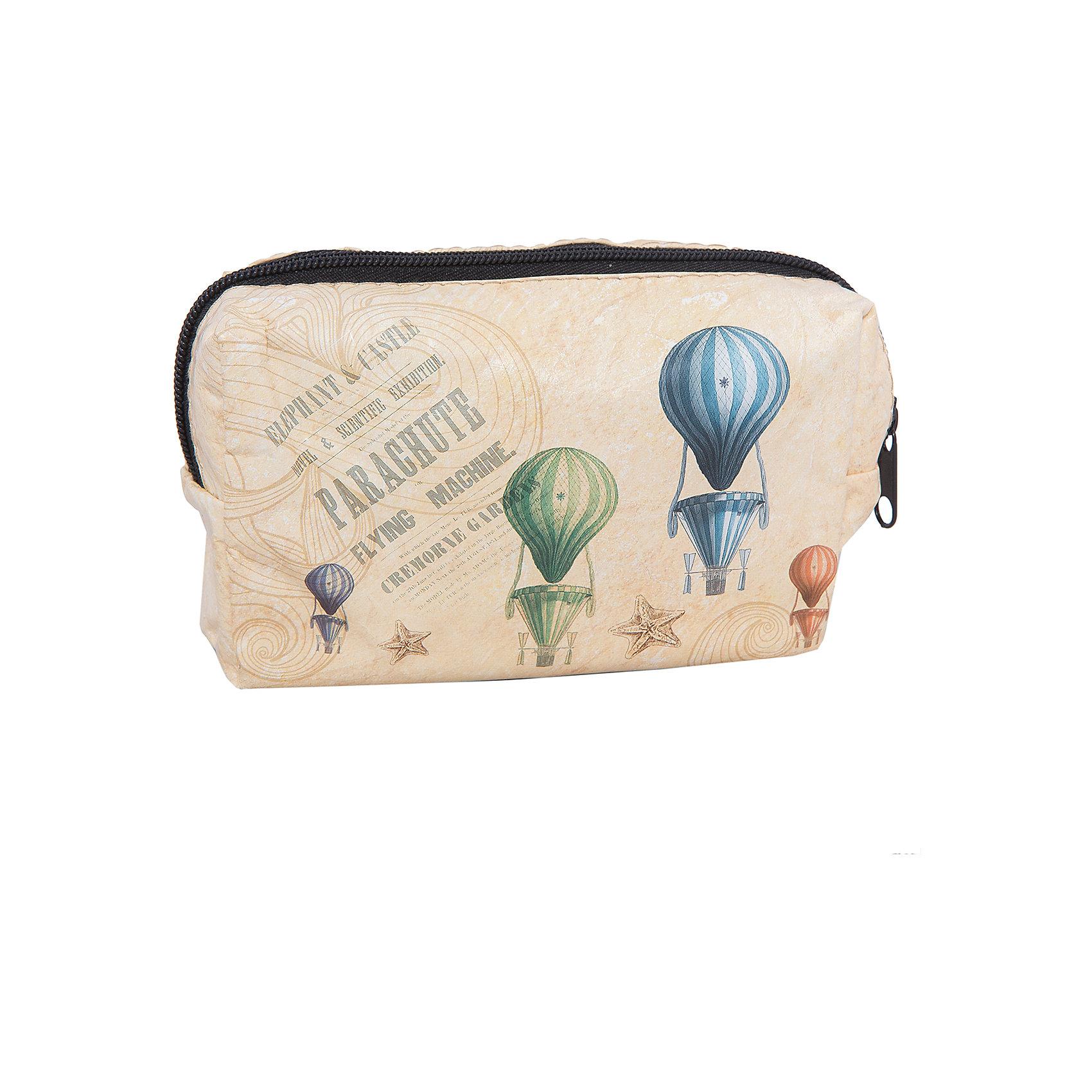 Набор в чехле для путешествий Воздушные шары, Magic HomeВ дорогу<br>Набор для путешествий Magic Home обеспечивает туриста набором аксессуаров, которые могут пригодиться в поездке. Набор состоит из 4-х предметов, упакован в косметичку на молнии. Косметичка декорирована фотопечатью «Воздушные шары». <br><br>Дополнительная информация:<br><br>Размер чехла: <br>Материал чехла: 100% полиэстер<br><br>Комплектация набора для путешествий:<br><br>• чехол на молнии (10х16х5 см),<br>• носки из хлопчатобумажной пряжи (40х9 см), <br>• маска для сна из полиэстера  (19х8,5 см), <br>• подушка надувная из ПВХ (43x27 см), <br>• карты игральные бумажные (1 колода).<br><br>Набор в чехле для путешествий Воздушные шары, Magic Home можно купить в нашем интернет-магазине.<br><br>Ширина мм: 170<br>Глубина мм: 150<br>Высота мм: 60<br>Вес г: 280<br>Возраст от месяцев: 216<br>Возраст до месяцев: 1200<br>Пол: Унисекс<br>Возраст: Детский<br>SKU: 5030481