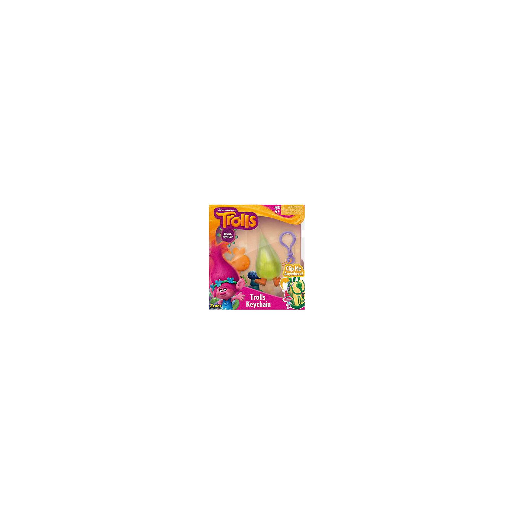 Фигурка Тролля Fuzzbert, на брелке в наборе с расческой, ТроллиКоллекционные и игровые фигурки<br>Характеристики фигурки Тролля Fuzzbert, на брелке в наборе с расческой:<br><br>- возраст: от 4 лет<br>- пол: девочек<br>- тип игрушки: брелок<br>- упаковка: коробка<br>- материал: полимер, текстиль<br>- тематика: фигурки герои мультфильмов<br>- размеры: высота фигурки 70 мм <br>- вес в упаковке: 105 г<br>- размер упаковки: 16 * 14.5 * 5 см<br>- состав: фигурка-брелок, расческа<br><br>Тролль Fuzzbert — один из главных героев нового мультфильма Trolls от студии DreamWorks. Фигурка с клипсой, выполненная из качественного пластика, непременно понравится каждому малышу, посмотревшему мультик. В комплекте идет игрушечная расческа, которой можно расчесывать пышную копну волос тролля и делать различные прически. Тролли это крошечные забавные создания, живущие в своем маленьком мирке. Игрушка выполнена в высокой детализации, внешне очень симпатичная. С помощью клипсы можно прикрепить фигурку к рюкзаку, сумке, или к любому другому подходящему предмету.<br><br>Фигурку Тролля Fuzzbert, на брелке в наборе с расческой можно купить в нашем интернет-магазине<br><br>Ширина мм: 150<br>Глубина мм: 50<br>Высота мм: 160<br>Вес г: 100<br>Возраст от месяцев: 36<br>Возраст до месяцев: 192<br>Пол: Унисекс<br>Возраст: Детский<br>SKU: 5030523