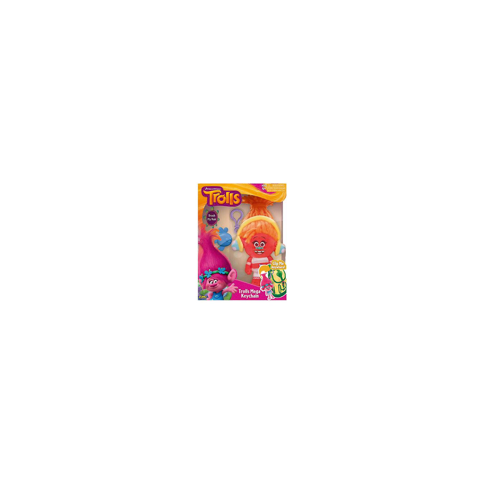 Фигурка Тролля DJ Suki, на брелке в наборе с расческой, ТроллиКоллекционные и игровые фигурки<br>Характеристики фигурки Тролля DJ Suki, на брелке в наборе с расческой:<br><br>- возраст: от 4 лет<br>- пол: для девочек<br>- тип игрушки: брелок<br>- упаковка: коробка<br>- материал: полимер, текстиль<br>- тематика: фигурки герои мультфильмов<br>- размеры: высота фигурки - 70 мм <br>- вес в упаковке: 105г<br>- размер упаковки: 16 * 14.5 * 5<br>- состав: фигурка-брелок, расческа<br><br>Фигурка-брелок Тролли (Trolls)- это забавный брелок с героем нового мультфильма про Троллей. С таким модным акссесуаром Ваш ребенок станет самым модным! Его можно повесить на сумку, кошелёк или на телефон. У брелока есть надёжное крепление, с которым он никогда не отвалится и не потеряется. Фигурка тролля изготовлена из качественного пластика ярких цветов, который точно привлечёт внимание окружающих! Также в наборе есть такой важный для любого тролля аксессуар, как расчёска. <br><br>Фигурку Тролля DJ Suki, на брелке в наборе с расческой можно купить в нашем интернет-магазине<br><br>Ширина мм: 150<br>Глубина мм: 50<br>Высота мм: 160<br>Вес г: 100<br>Возраст от месяцев: 36<br>Возраст до месяцев: 192<br>Пол: Унисекс<br>Возраст: Детский<br>SKU: 5030526