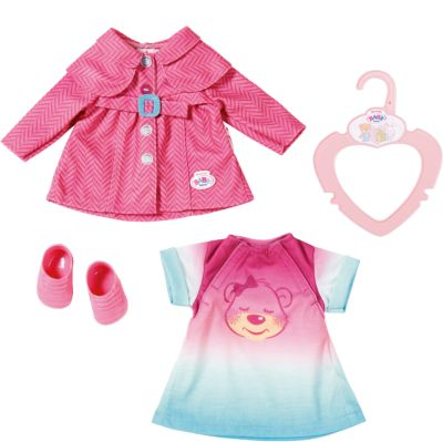 Zapf Creation Комплект одежды для прогулки, 32 см, my little BABY born