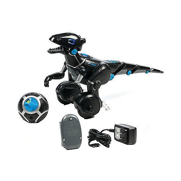 Робот Мипозавр, WowWeeРоботы-игрушки<br>Робот Мипозавр от WowWee, несомненно, станет одной из любимых игрушек ребенка. Динозавр на колесиках очень любит играть в мячик. Установите режим Мяч - робот будет бегать за ним. В режиме Поводок робот следует за человеком, несущим мяч в руках. Кроме того, благодаря датчикам на голове и звуковому датчику, динозавр умеет распознавать некоторые звуки и жесты. Хлопайте в ладоши, прикоснитесь к хвостику или глазам Мипозавра и он обязательно отреагирует. Робот управляется пультом (в комплекте) или с помощью приложения в смартфоне. Приложение обновляется и совсем скоро ваш Мипозавр научится выполнять новые трюки. Питание от аккумулятора. Порадуйте вашего ребенка этим забавным роботом!<br><br>Дополнительная информация:<br>В комплекте: динозавр, мяч, пульт, аккумулятор, зарядное устройство<br>Размер: 48х20х25 см<br>Вес: 1,36 кг<br>Совместим с Apple и Android<br><br>Вы можете купить робота Мипозавра от WowWee в нашем интернет-магазине.<br>Ширина мм: 480; Глубина мм: 200; Высота мм: 250; Вес г: 1900; Возраст от месяцев: 96; Возраст до месяцев: 192; Пол: Мужской; Возраст: Детский; SKU: 5032071;