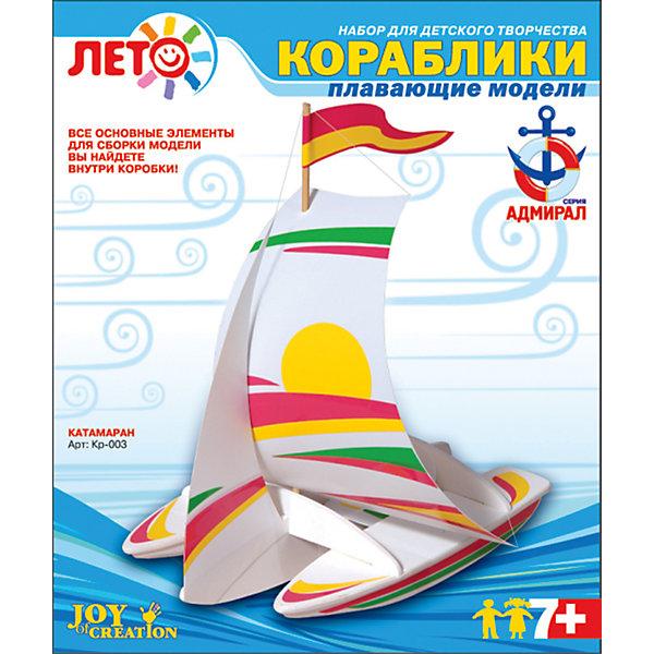 Купить Изготовление моделей кораблей Катамаран, LORI, Россия, Унисекс