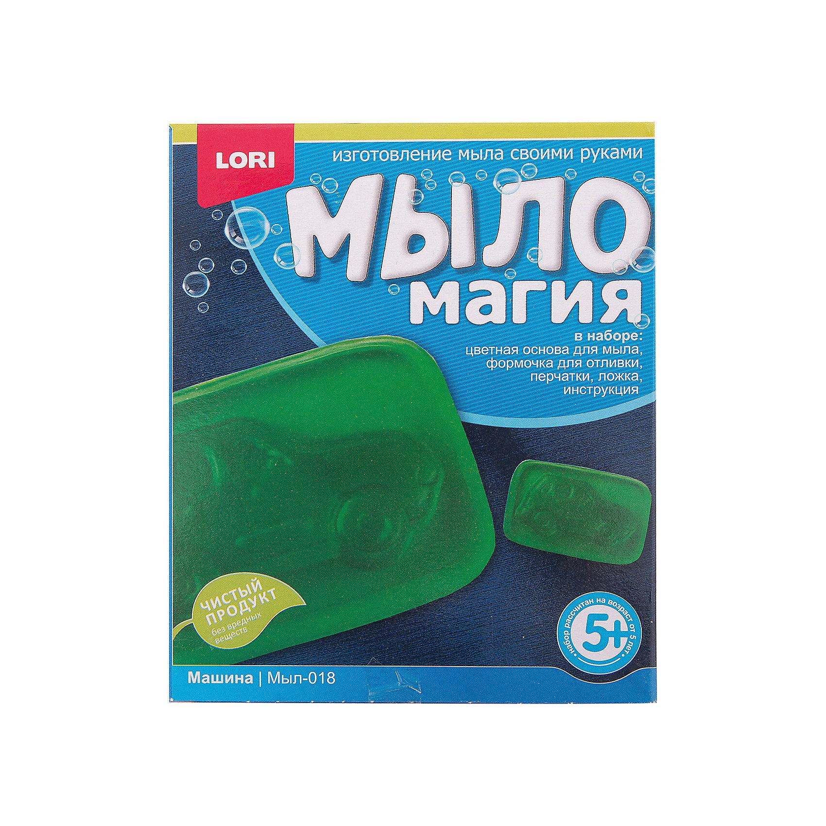 МылоМагия МашинаНаборы для создания мыла<br>Основа для мыла емкость для растапливания, форма для заливки мыльного раствора, пищевой краситель, пипетка, перчатки, ложка инструкция<br><br>Ширина мм: 40<br>Глубина мм: 135<br>Высота мм: 113<br>Вес г: 700<br>Возраст от месяцев: 60<br>Возраст до месяцев: 84<br>Пол: Унисекс<br>Возраст: Детский<br>SKU: 5032302