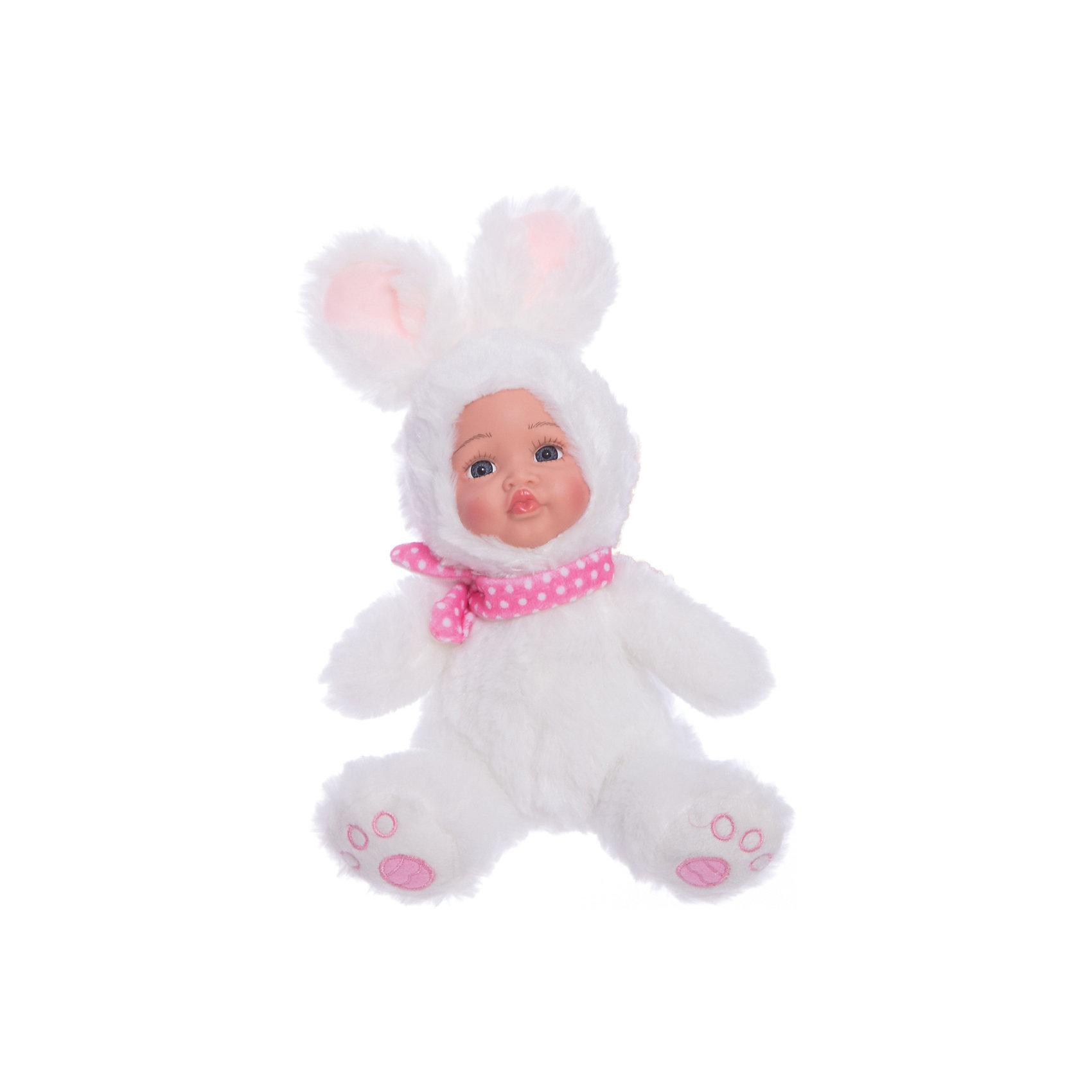 Игрушка Мой зайка, Fluffy FamilyМягкие куклы<br>Такая игрушка - милая вариация стандартной куклы–младенца. Малыш выполнен из пластика и тщательно прорисованным личиком. Одета кукла в костюм совенка. Ткань приятна на ощупь и малышу понравится играть с куклой. Игрушка подходит для одиночной игры малыша и для игр в компании. Не содержит мелких деталей. Кукла из коллекционной серии. Соберите весь набор! Материалы, использованные при изготовлении товара, абсолютно безопасны и отвечают всем международным требованиям по качеству.<br><br>Дополнительные характеристики:<br><br>материал: ПВХ, искусственный мех, пластик;<br>габариты: 20 X 9 X 30 см;<br>наполнитель: полиэтиленовые гранулы.<br><br>Игрушку Мой зайка от компании Fluffy Family можно приобрести в нашем магазине.<br><br>Ширина мм: 570<br>Глубина мм: 580<br>Высота мм: 450<br>Вес г: 145<br>Возраст от месяцев: 36<br>Возраст до месяцев: 96<br>Пол: Унисекс<br>Возраст: Детский<br>SKU: 5032464