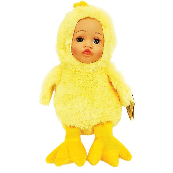 Игрушка Мой цыпленок, Fluffy FamilyКуклы<br>Такая игрушка - милая вариация стандартной куклы–младенца. Малыш выполнен из пластика и тщательно прорисованным личиком. Одета кукла в костюм совенка. Ткань приятна на ощупь и малышу понравится играть с куклой. Игрушка подходит для одиночной игры малыша и для игр в компании. Не содержит мелких деталей. Кукла из коллекционной серии. Соберите весь набор! Материалы, использованные при изготовлении товара, абсолютно безопасны и отвечают всем международным требованиям по качеству.<br><br>Дополнительные характеристики:<br><br>материал: ПВХ, искусственный мех, пластик;<br>габариты: 20 X 9 X 30 см;<br>наполнитель: полиэтиленовые гранулы.<br><br>Игрушку Мой цыпленок от компании Fluffy Family можно приобрести в нашем магазине.<br><br>Ширина мм: 570<br>Глубина мм: 580<br>Высота мм: 450<br>Вес г: 115<br>Возраст от месяцев: 36<br>Возраст до месяцев: 96<br>Пол: Унисекс<br>Возраст: Детский<br>SKU: 5032469