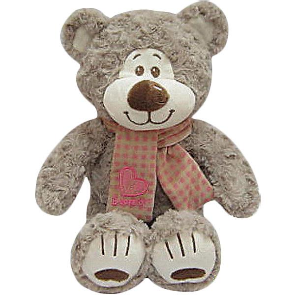 Мишка Митя с шарфом, бежевый, 25 см, Fluffy FamilyМягкие игрушки животные<br>Мягкие игрушки – фавориты среди девчачьих игрушек. Приятный материал и милая форма игрушки понравится всем девочкам, любящим игрушечных пушистиков. Медвежонок – классический вариант для подарка, когда хочется показать свою нежность, испытываемую к получателю. Для самых маленьких медвежонок станет отличным компаньоном для сна в обнимку и настоящим другом, которому можно доверить все секреты. Материалы, использованные при изготовлении товара, абсолютно безопасны и отвечают всем международным требованиям по качеству.<br><br>Дополнительные характеристики:<br><br>материал: искусственный мех;<br>цвет: бежевый;<br>габариты: 25 см.<br><br>Мишку «Митя с шарфом» от компании Fluffy Family можно приобрести в нашем магазине.<br><br>Ширина мм: 620<br>Глубина мм: 580<br>Высота мм: 450<br>Вес г: 181<br>Возраст от месяцев: 36<br>Возраст до месяцев: 96<br>Пол: Унисекс<br>Возраст: Детский<br>SKU: 5032478