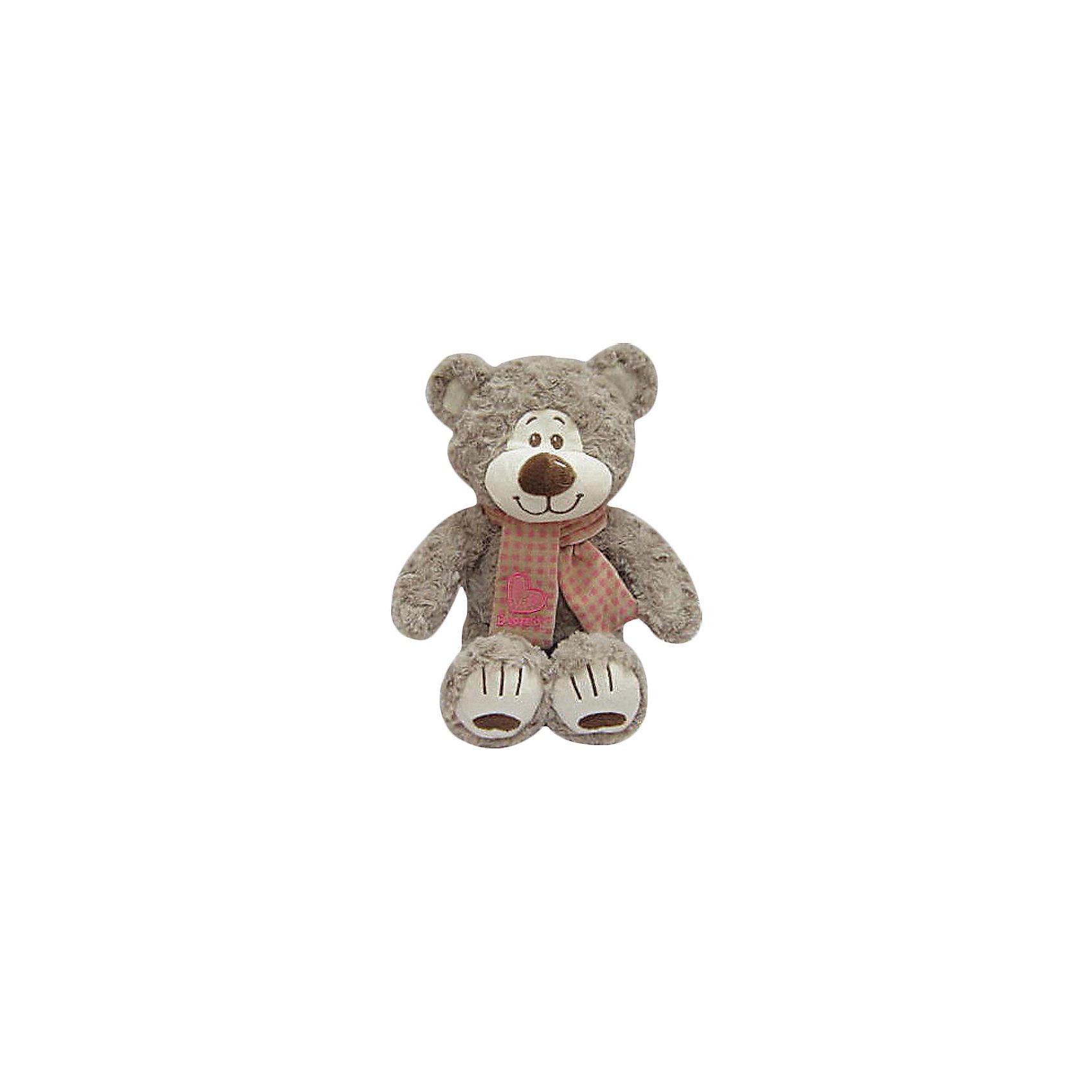 Мишка Митя с шарфом, бежевый, 25 см, Fluffy FamilyМедвежата<br>Мягкие игрушки – фавориты среди девчачьих игрушек. Приятный материал и милая форма игрушки понравится всем девочкам, любящим игрушечных пушистиков. Медвежонок – классический вариант для подарка, когда хочется показать свою нежность, испытываемую к получателю. Для самых маленьких медвежонок станет отличным компаньоном для сна в обнимку и настоящим другом, которому можно доверить все секреты. Материалы, использованные при изготовлении товара, абсолютно безопасны и отвечают всем международным требованиям по качеству.<br><br>Дополнительные характеристики:<br><br>материал: искусственный мех;<br>цвет: бежевый;<br>габариты: 25 см.<br><br>Мишку «Митя с шарфом» от компании Fluffy Family можно приобрести в нашем магазине.<br><br>Ширина мм: 620<br>Глубина мм: 580<br>Высота мм: 450<br>Вес г: 181<br>Возраст от месяцев: 36<br>Возраст до месяцев: 96<br>Пол: Унисекс<br>Возраст: Детский<br>SKU: 5032478